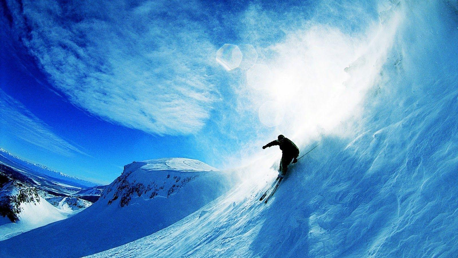 Wallpapers For > Snowboarding Wallpaper Hd