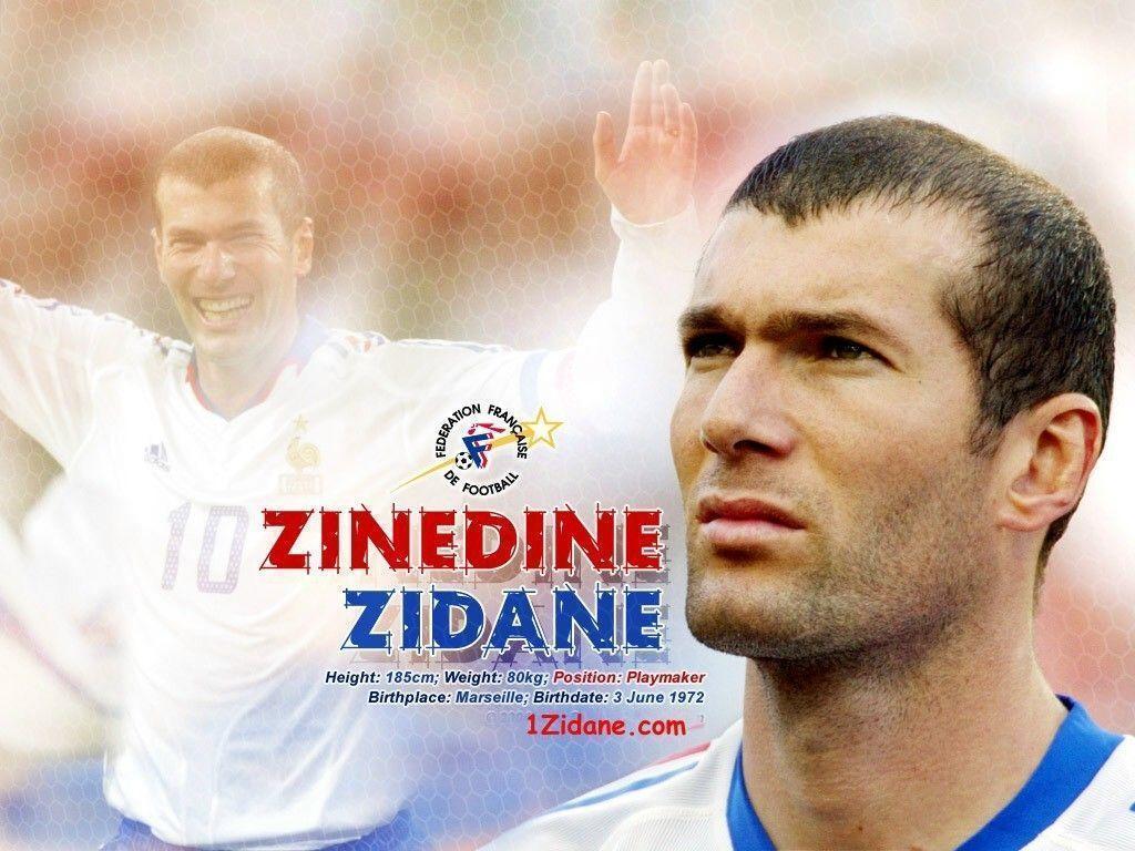 Zinedine Zidane Wallpapers Wallpaper Cave
