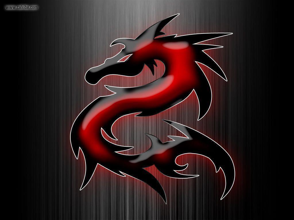 Dragon Logo Wallpapers Wallpaper Cave