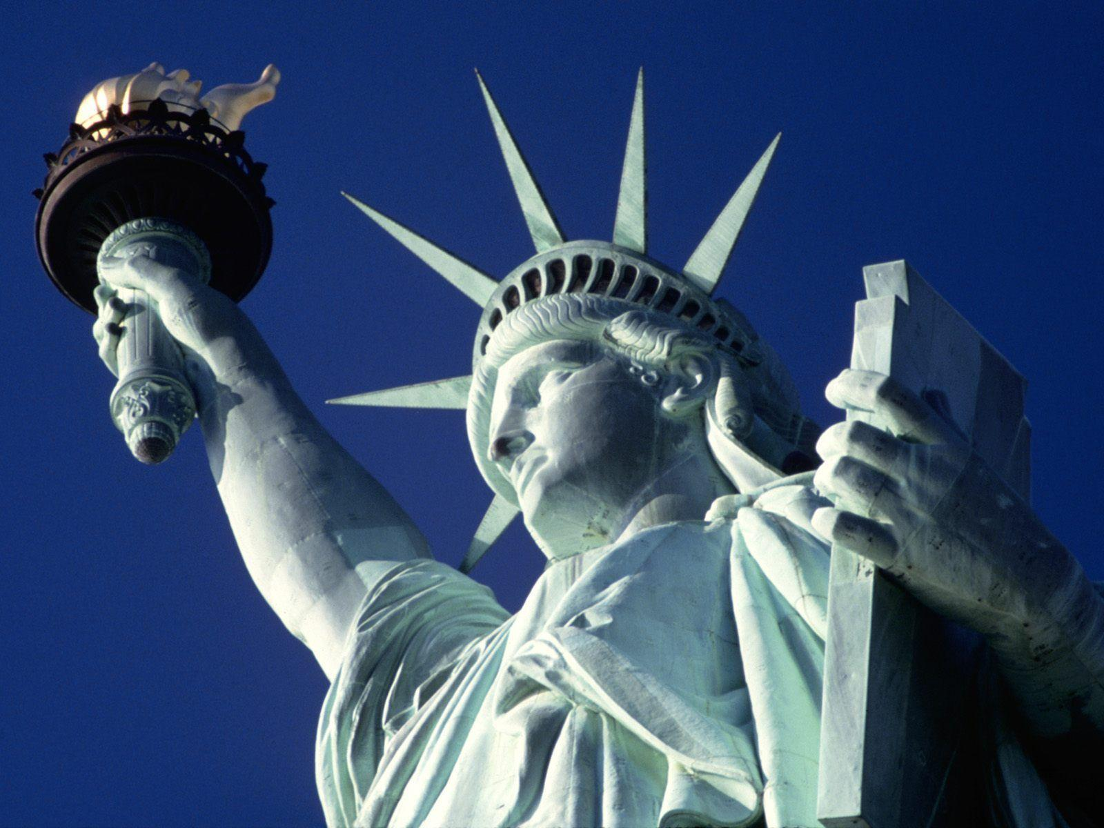 Statue of Liberty New York City Wallpapers