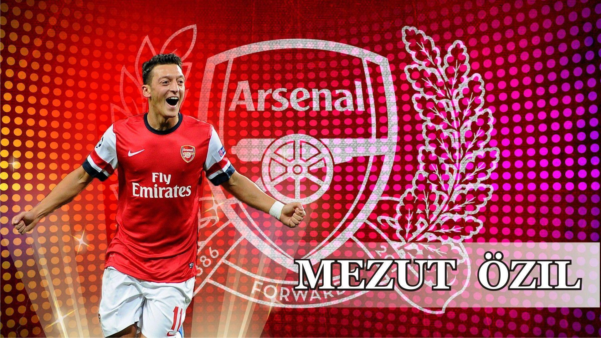 Mesut Ozil Arsenal HD Wallpapers for Desktop
