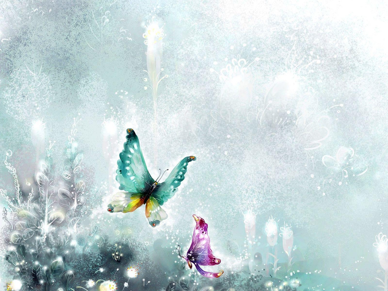 butterfly heaven wallpaper - photo #15