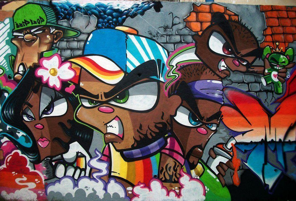 Hip Hop Graffiti Wallpapers - Wallpaper Cave