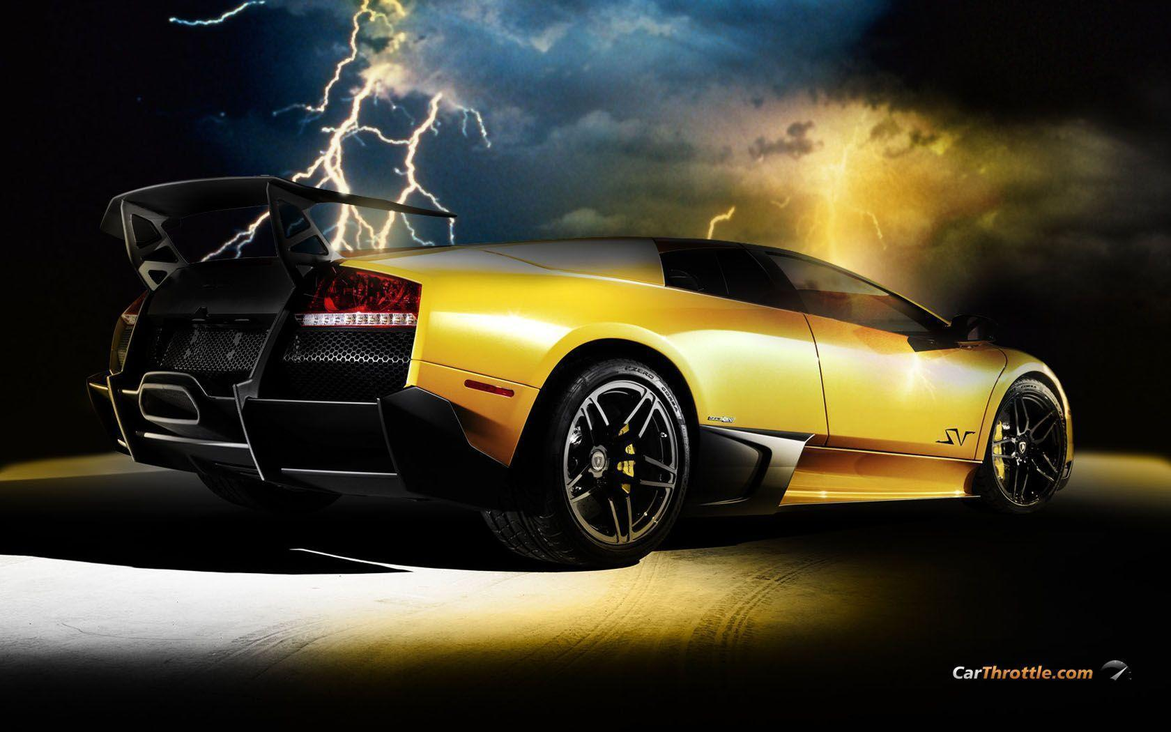 Wallpapers For > Awesome Lamborghini Wallpapers
