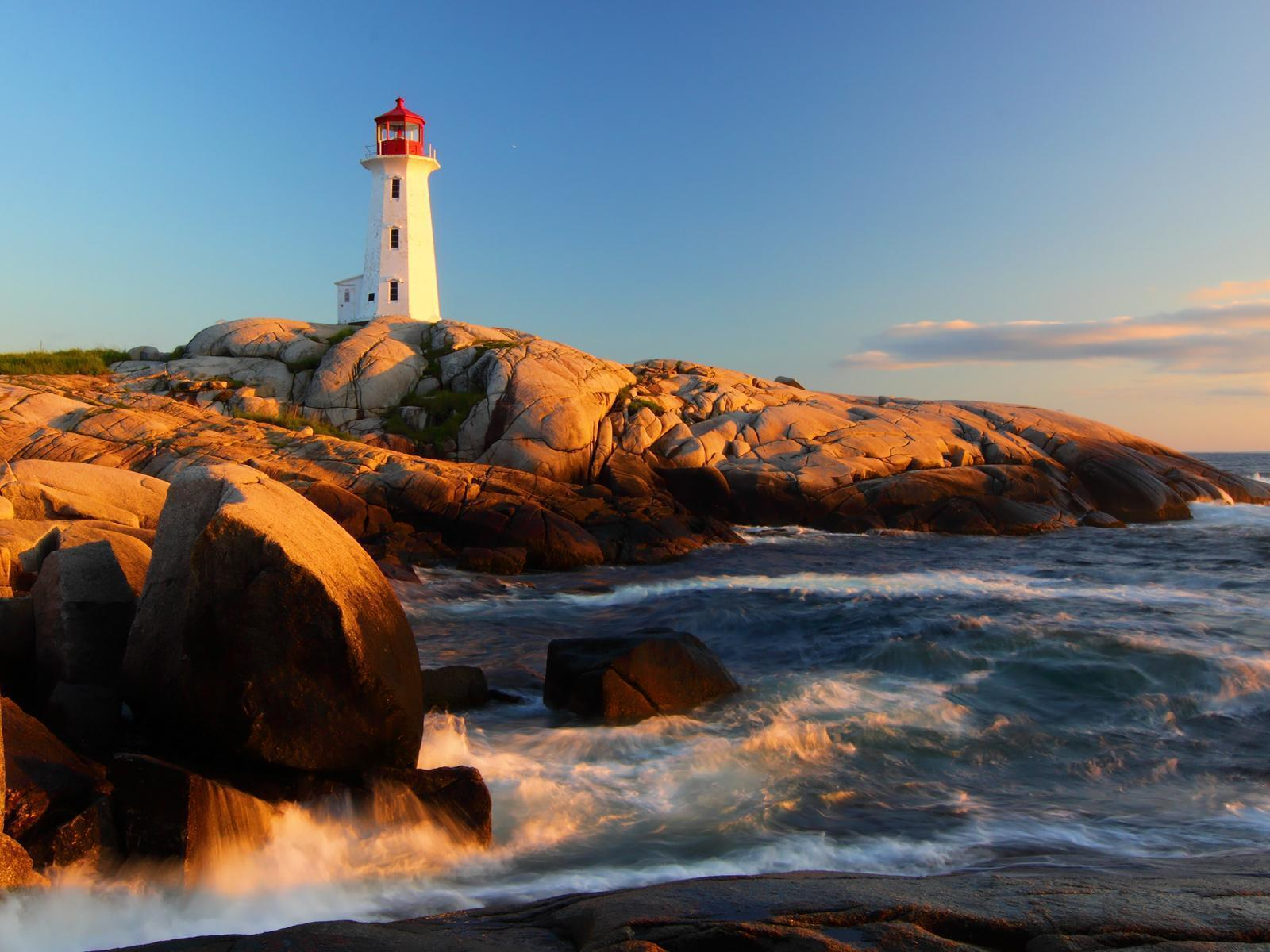 Little Lighthouse wallpaper – The Republican Agenda? America be ...