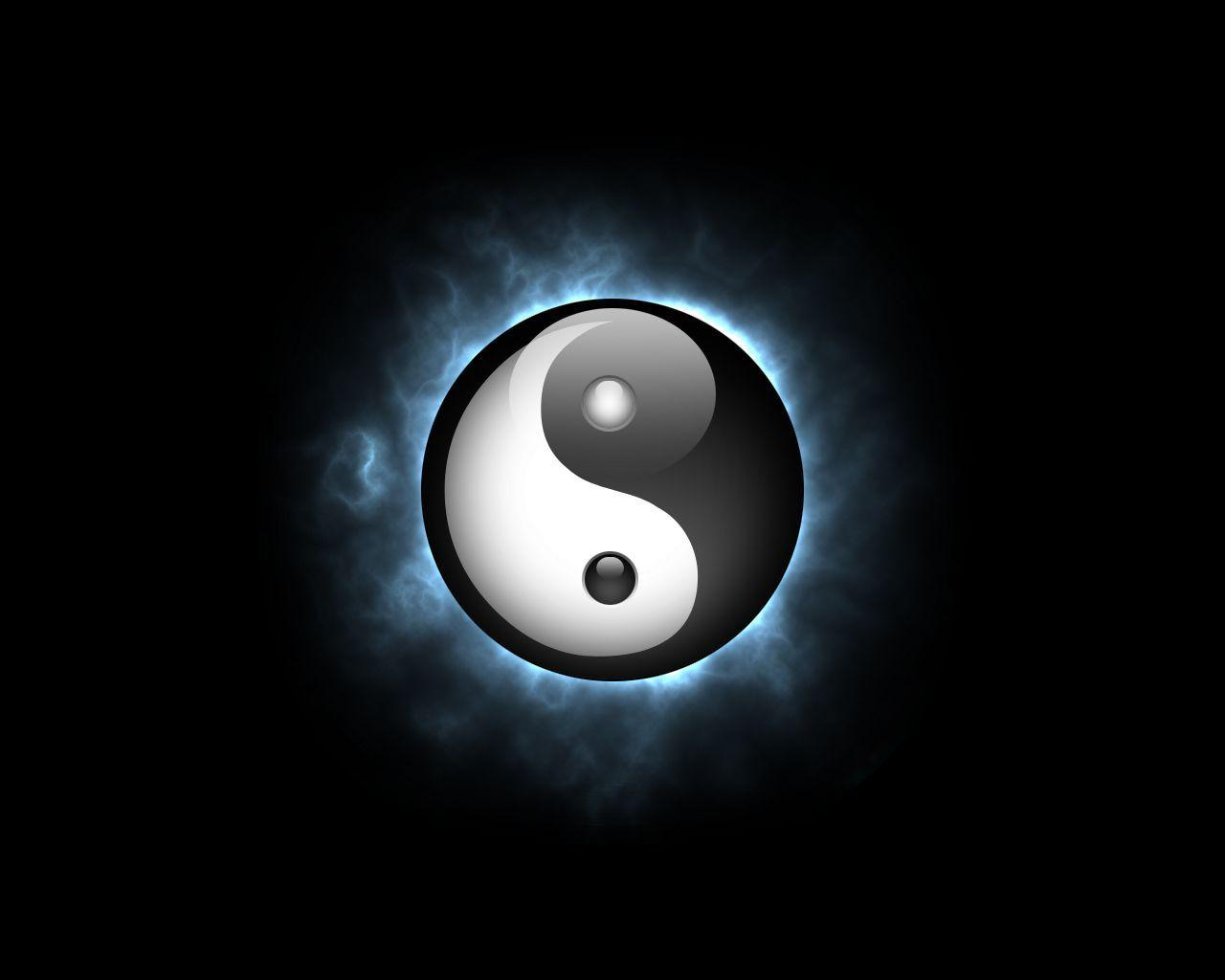 ying and yang wallpapers wallpaper cave