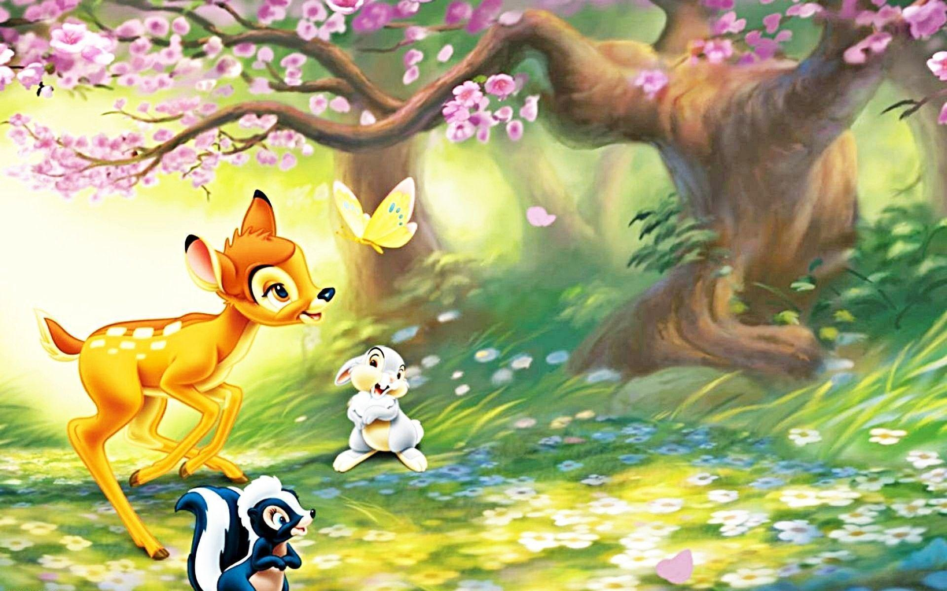 Disney characters wallpapers wallpaper cave - Cute cartoon hd images ...