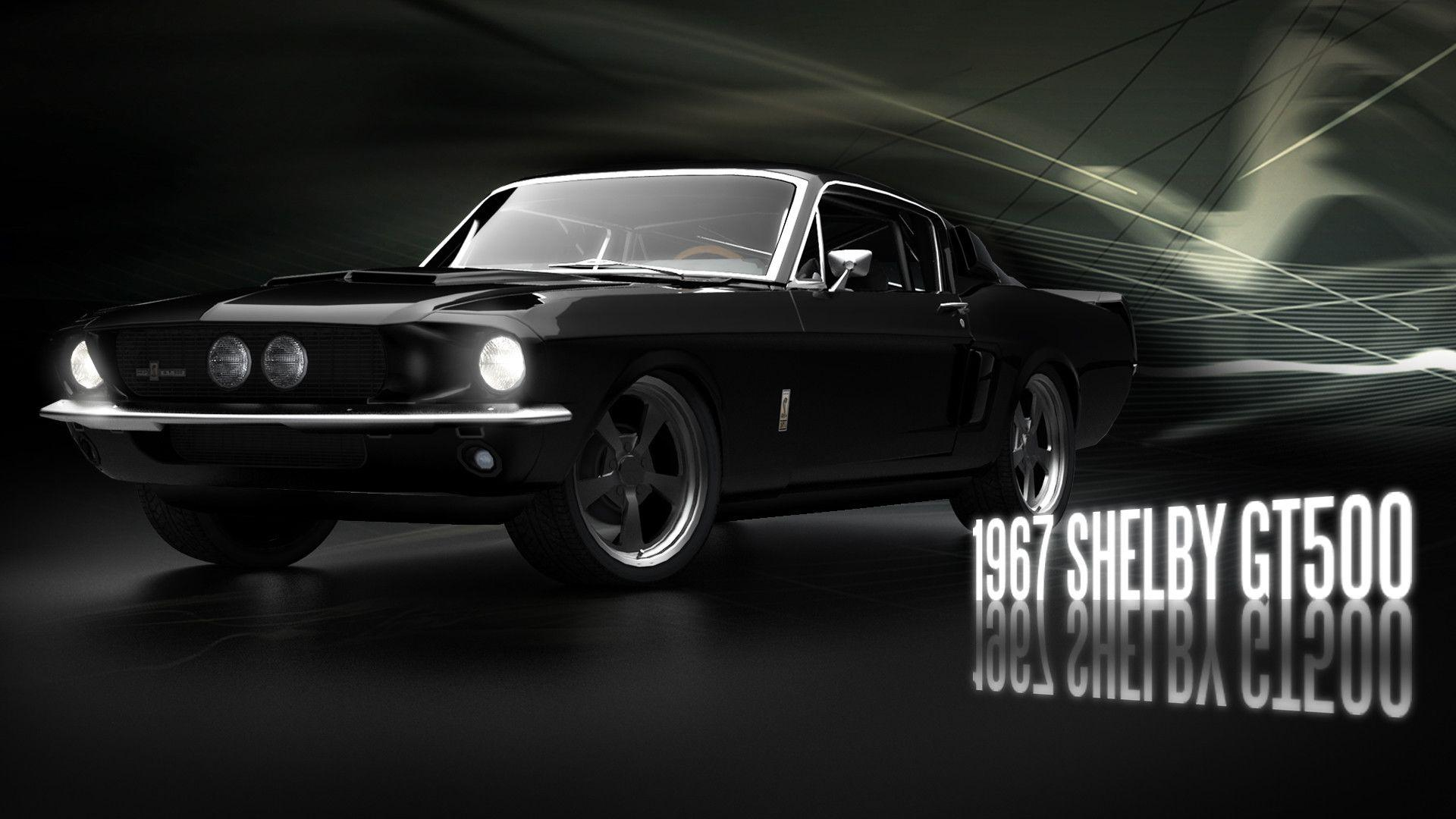 1967 shelby gt500 wallpapers