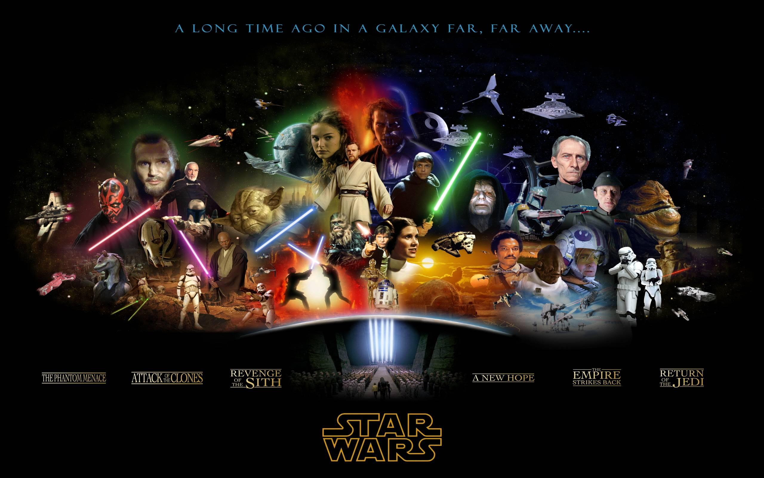 HD Star Wars Wallpapers - Wallpaper Cave
