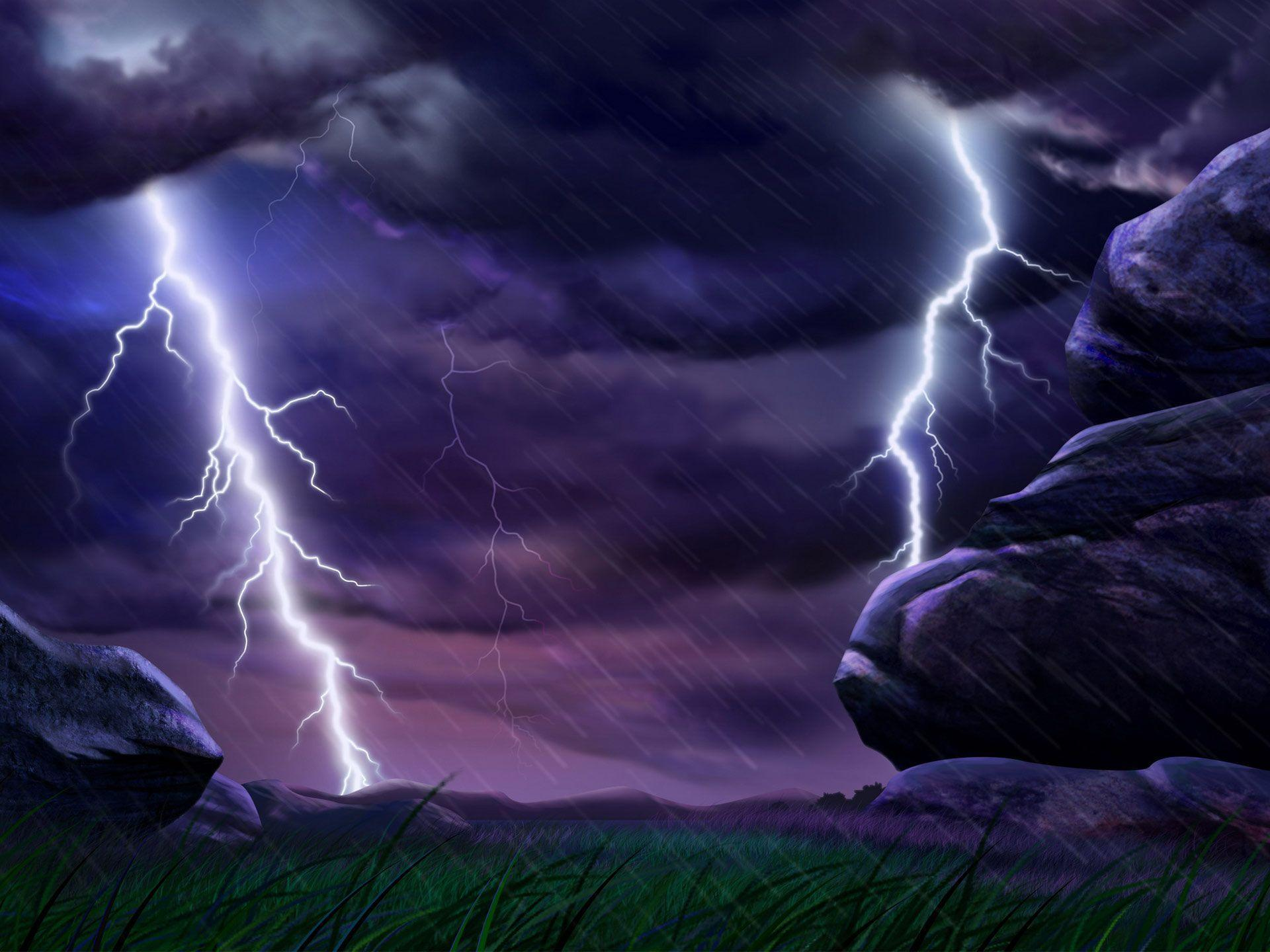 Lightning Hd Wallpapers and Background