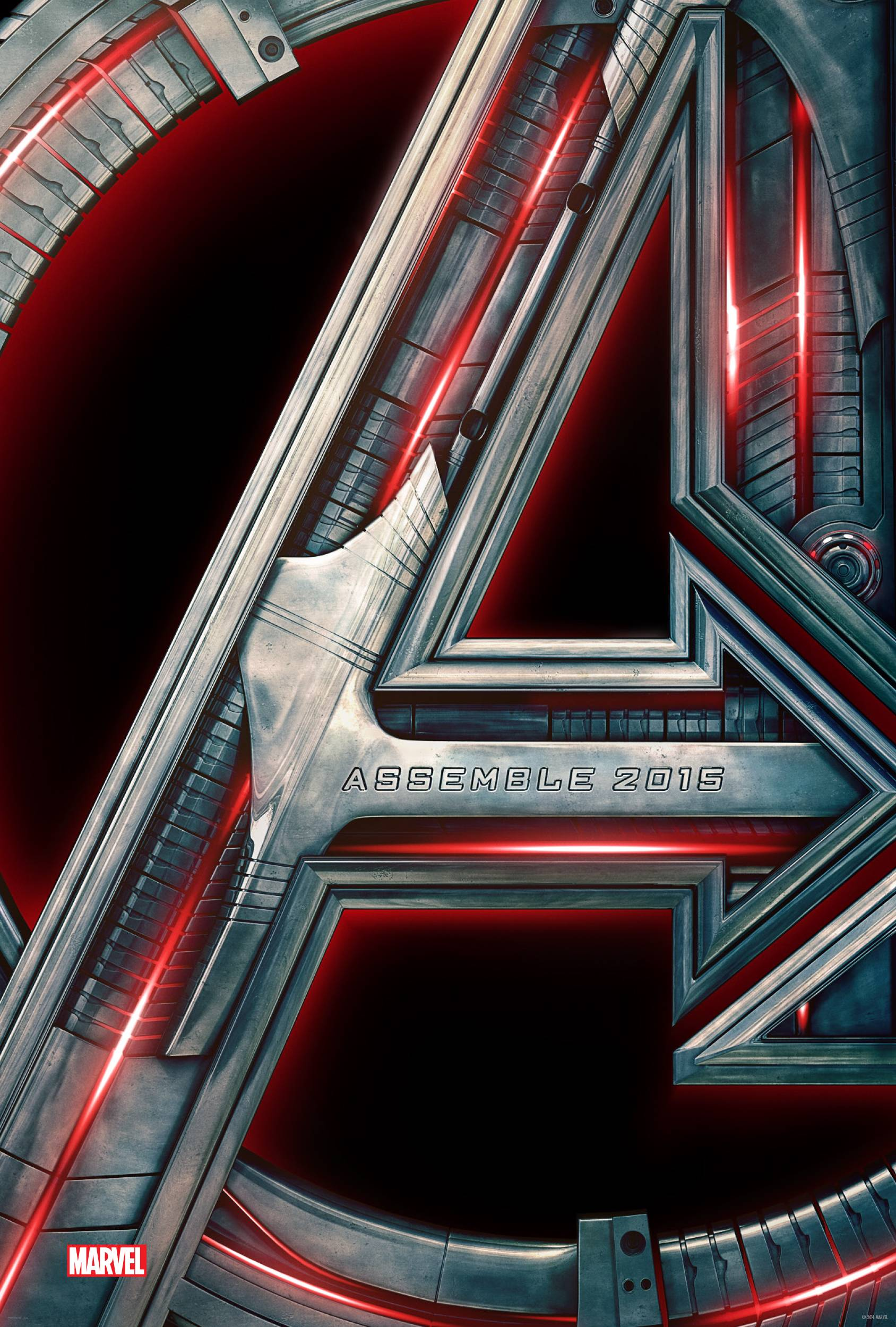Avengers Age Of Ultron Logo Wallpaper Images