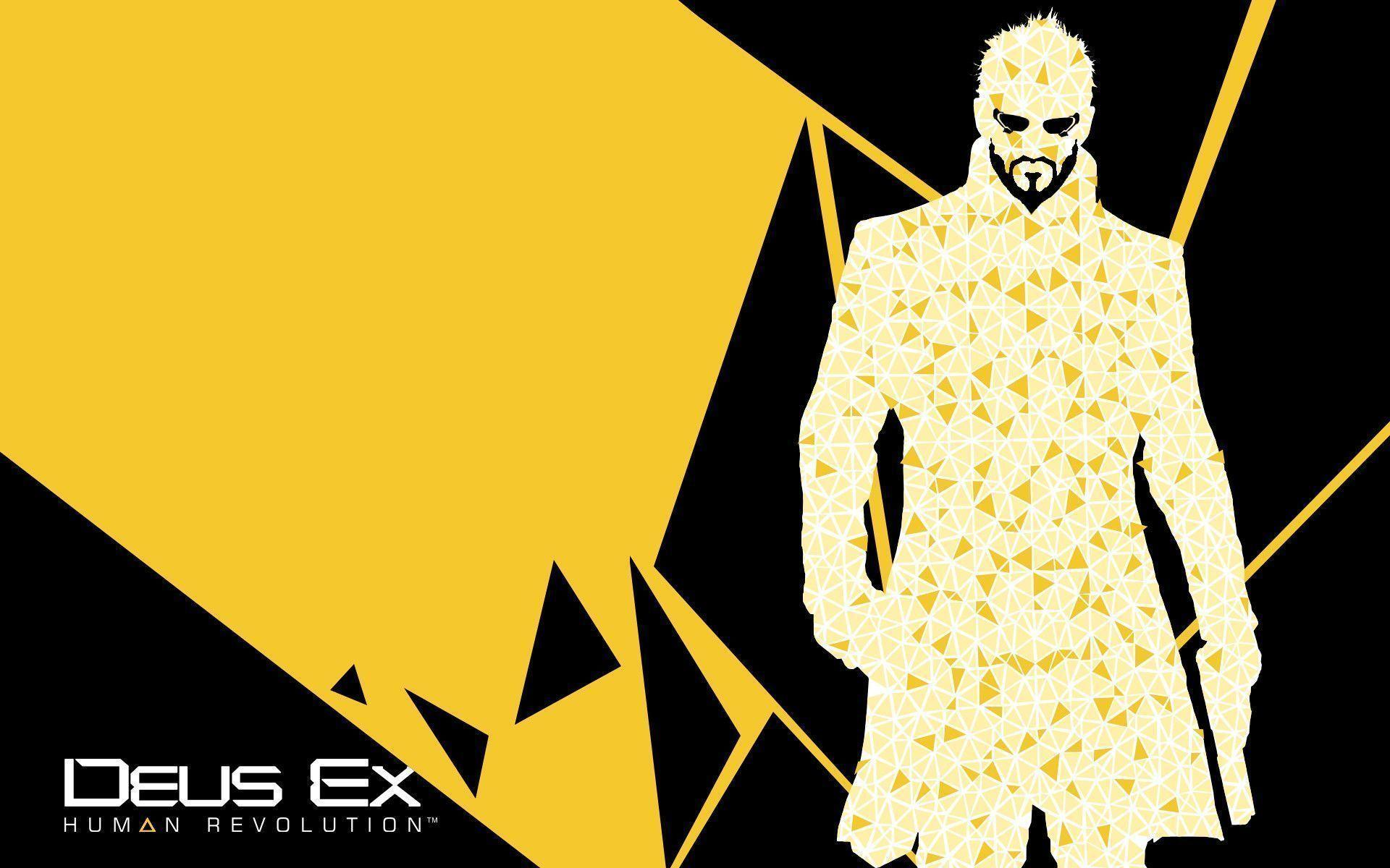 Deus Ex Human Revolution Wallpapers Triangular
