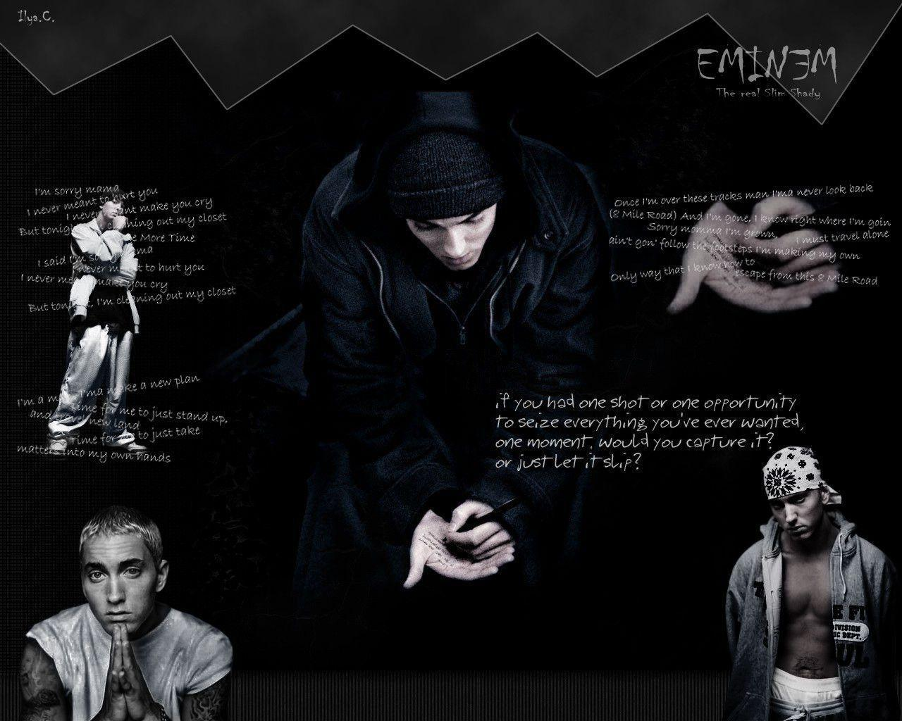 Eminem - EMINEM Wallpaper (9776513) - Fanpop