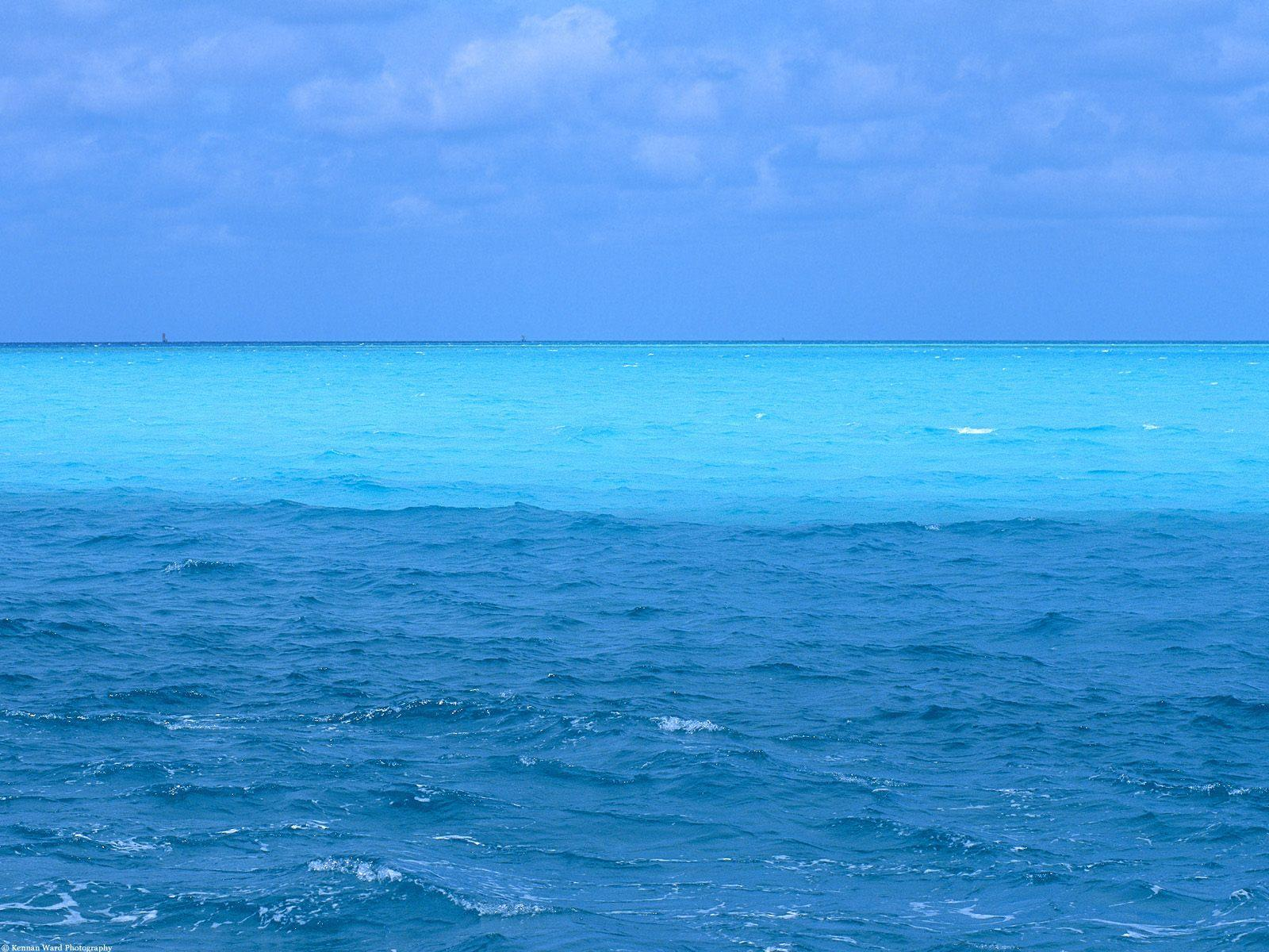 Blue ocean backgrounds wallpaper cave - Ocean pictures for desktop background ...