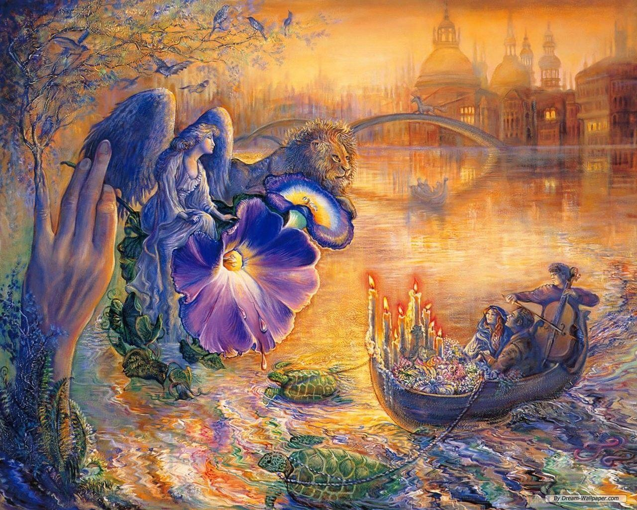 Josephine wall wallpapers wallpaper cave for Wall art wallpaper