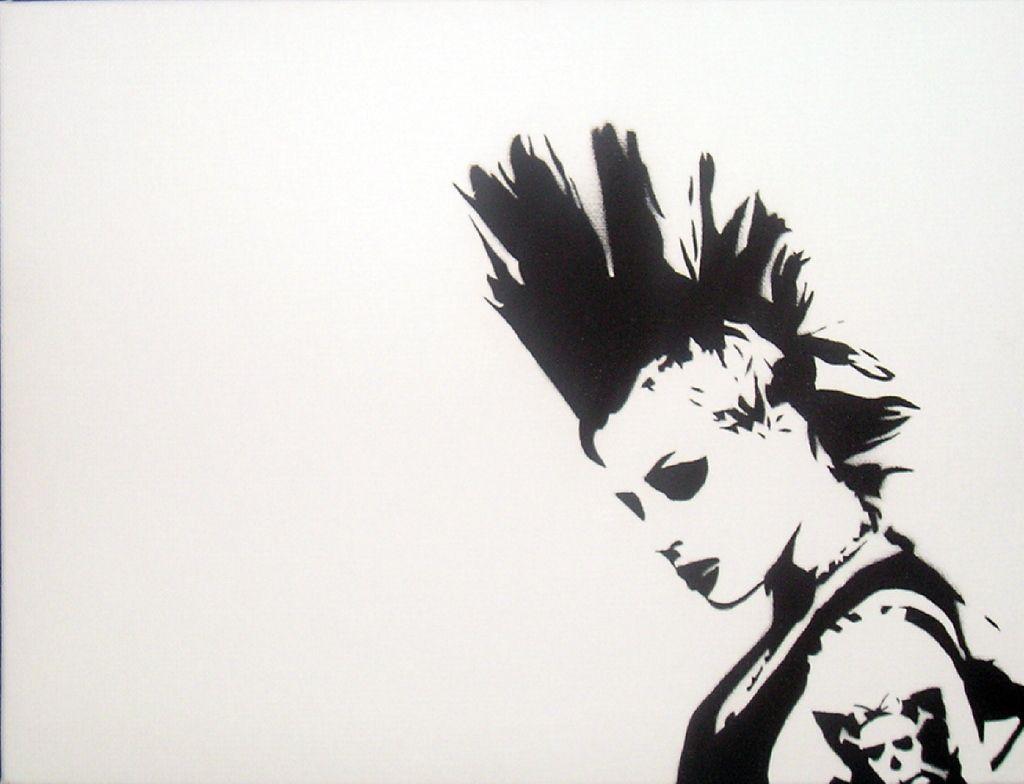 Graffiti Punk Rock Design Graffiti Punk D Rock Style Graffiti