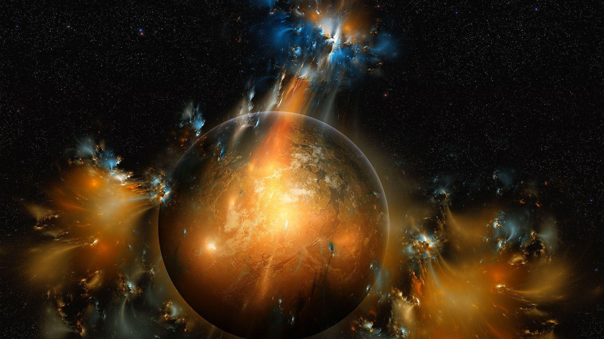 Solar System Hd Wallpapers 1080p: Solar System Explosions Hd ...