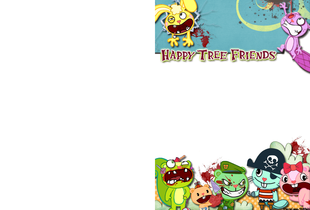 Happy Tree Friends Background