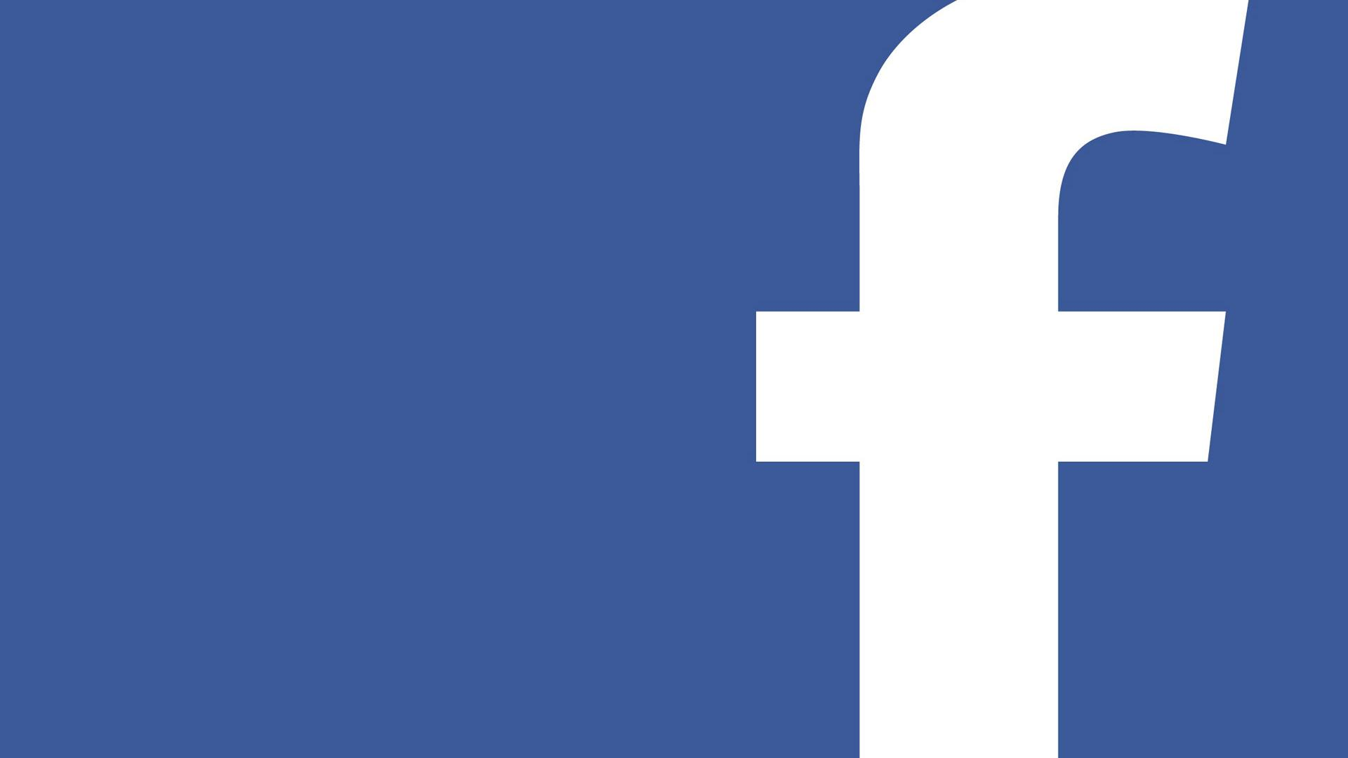 facebook logo wallpapers wallpaper cave