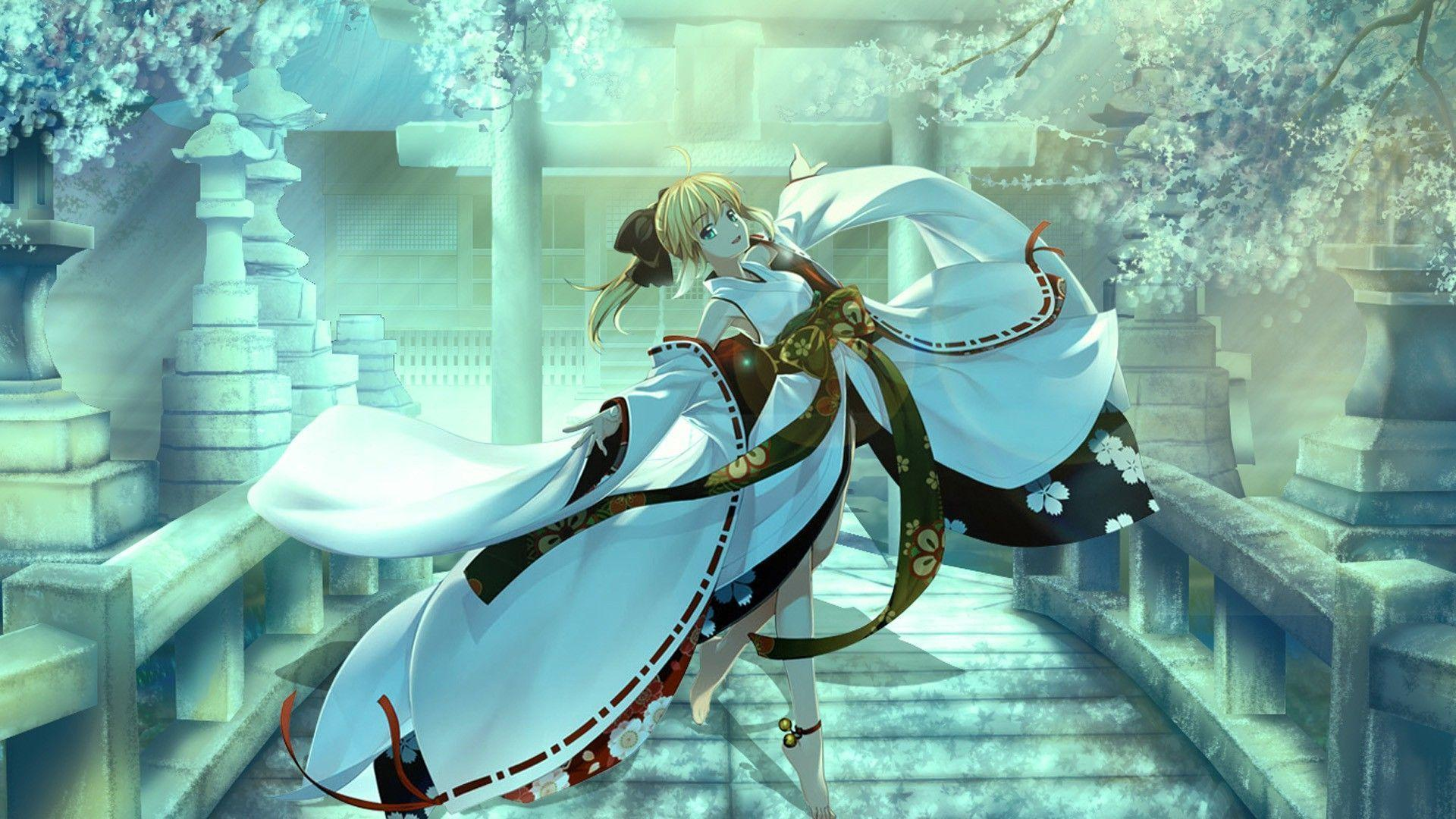 Saber Lily Wallpapers