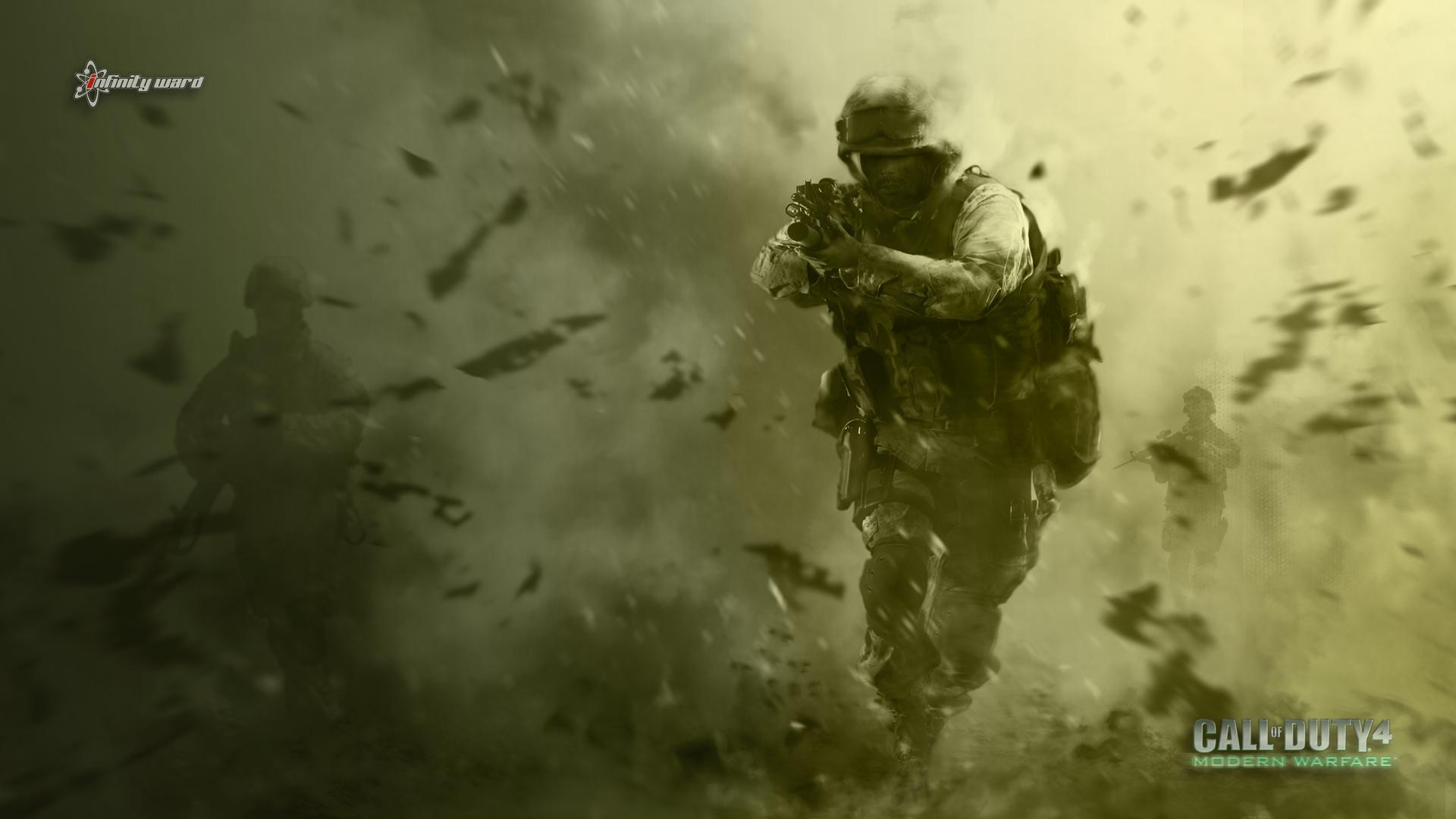 Call Of Duty Games HD Wallpapers