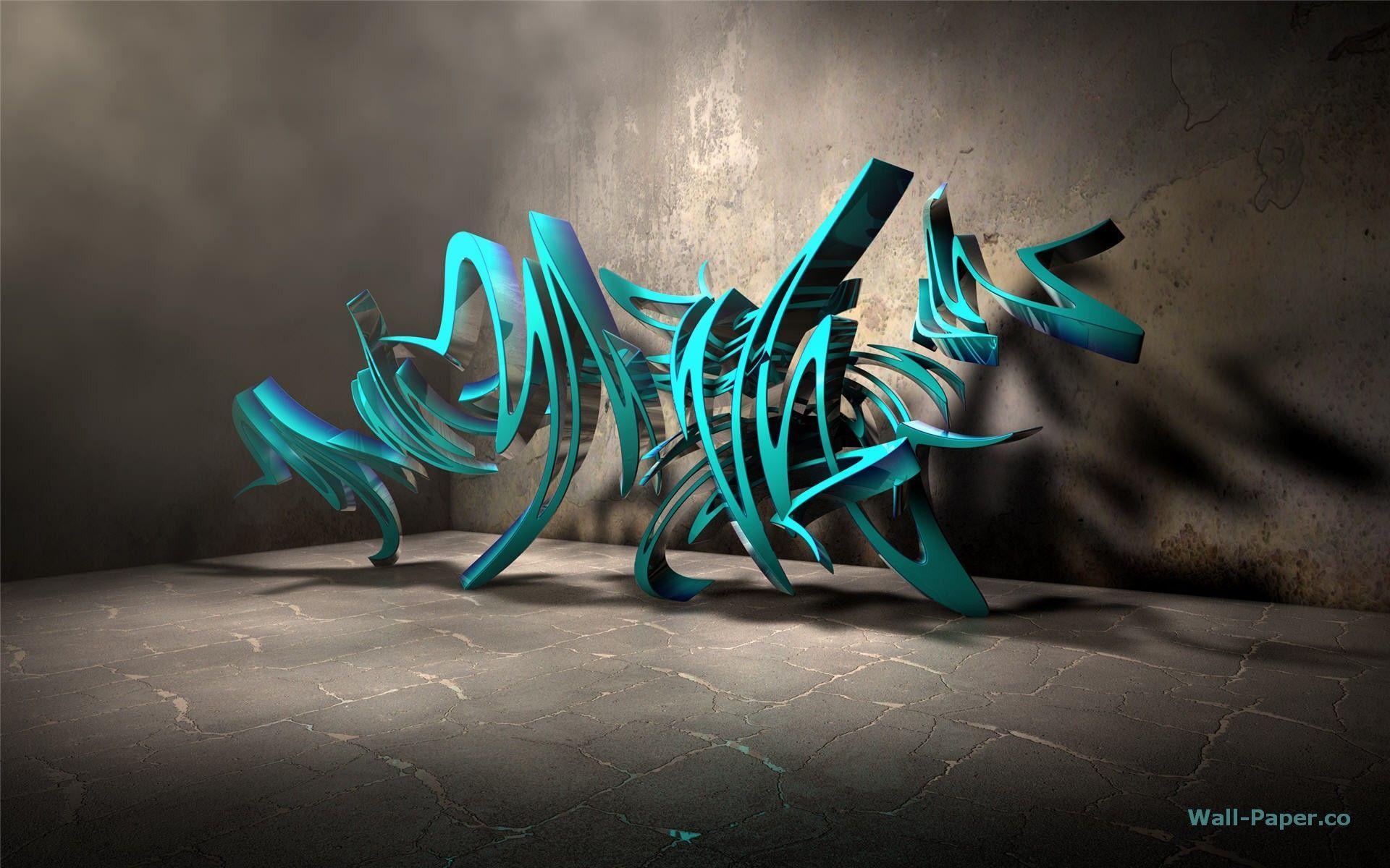 3d graffiti wallpapers wallpaper cave