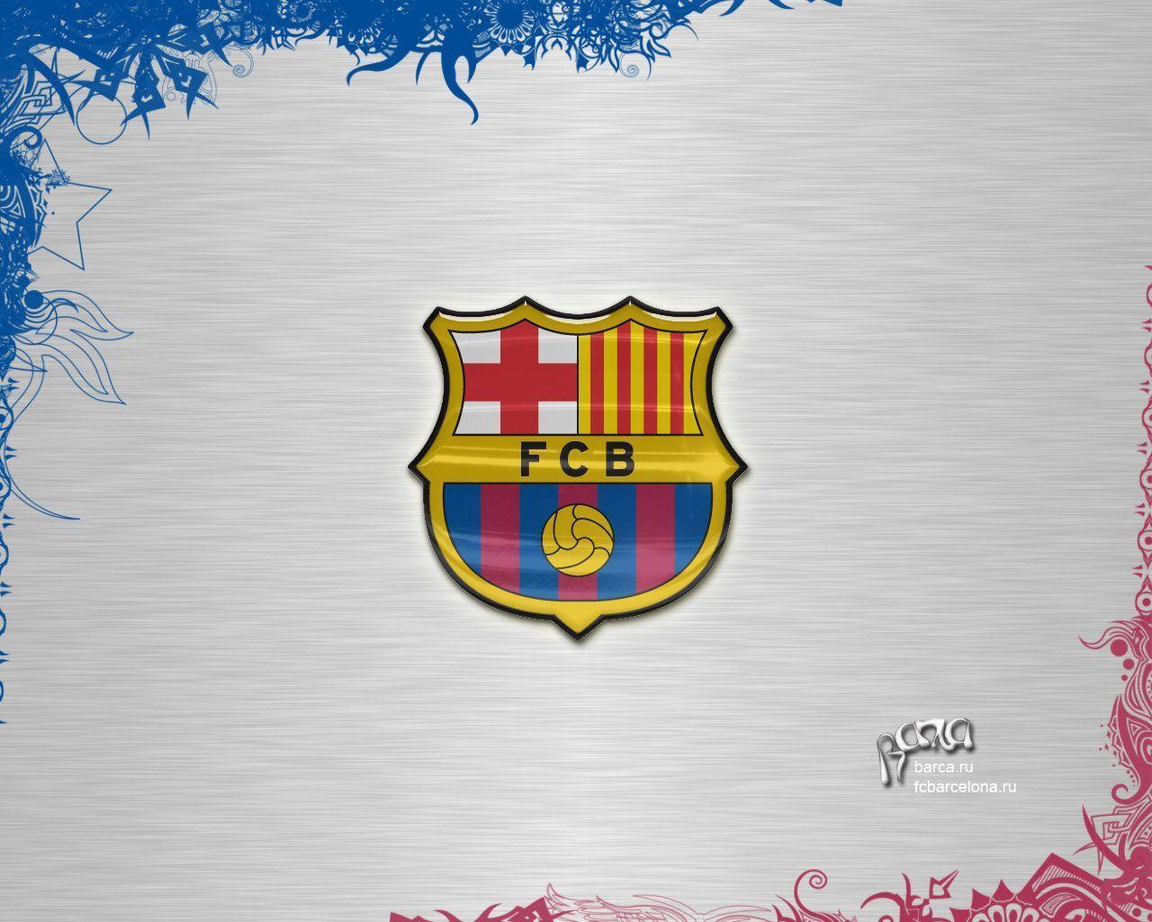 Sport: FC Barcelona Logo HD Wallpapers Cool, barcelona champion ...