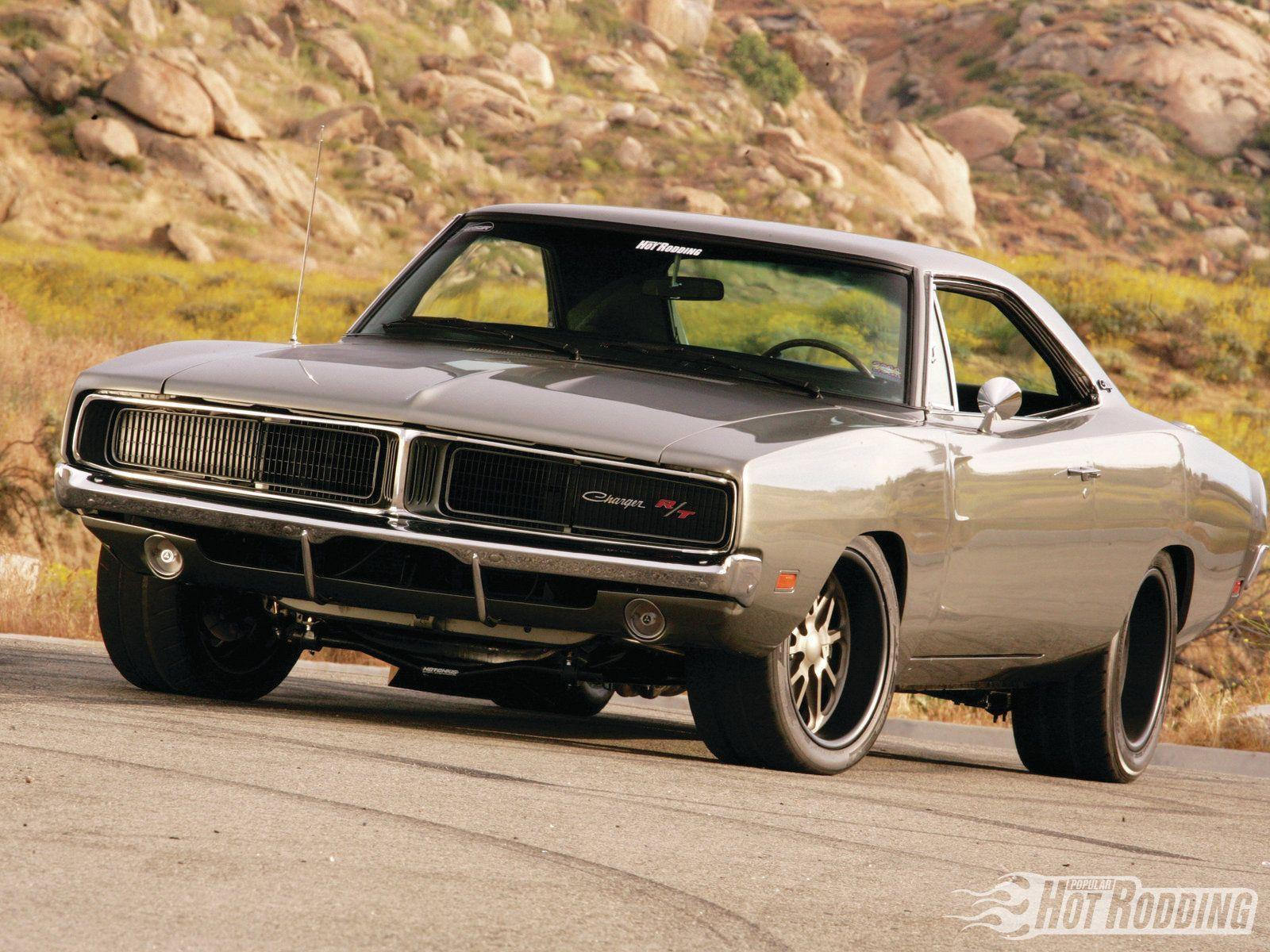 1969 Dodge Charger Wallpaper | Wallpaper Download
