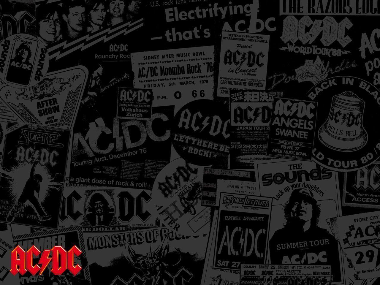 87 AC/DC Wallpapers