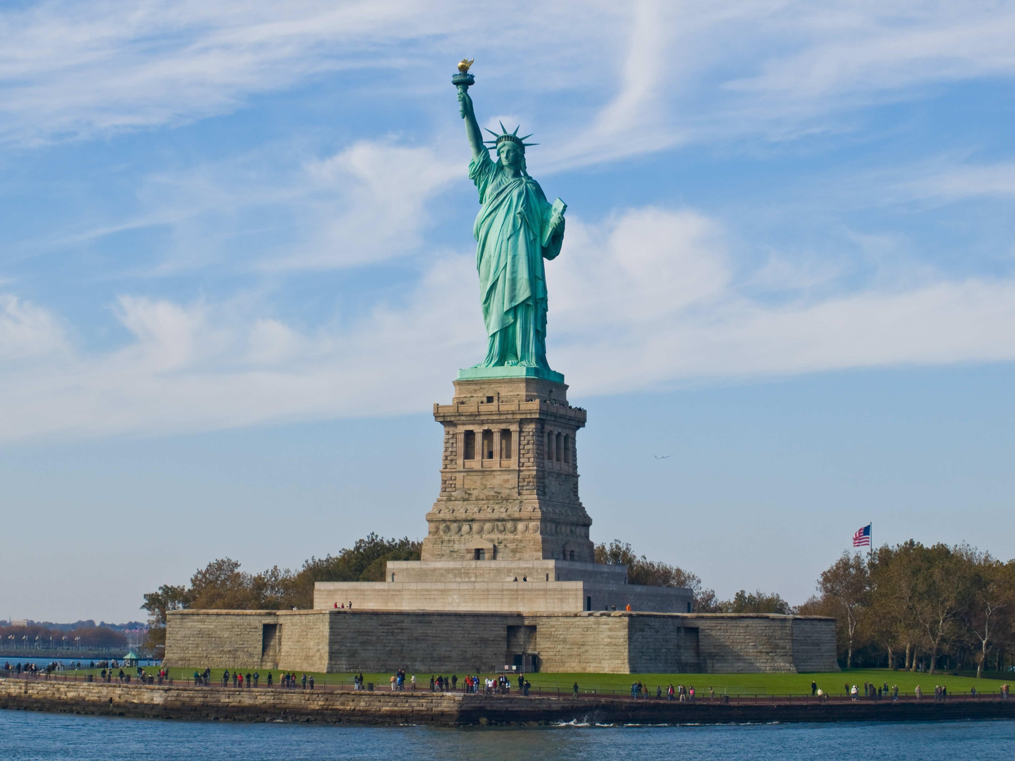 FunMozar – Statue Of Liberty Wallpapers