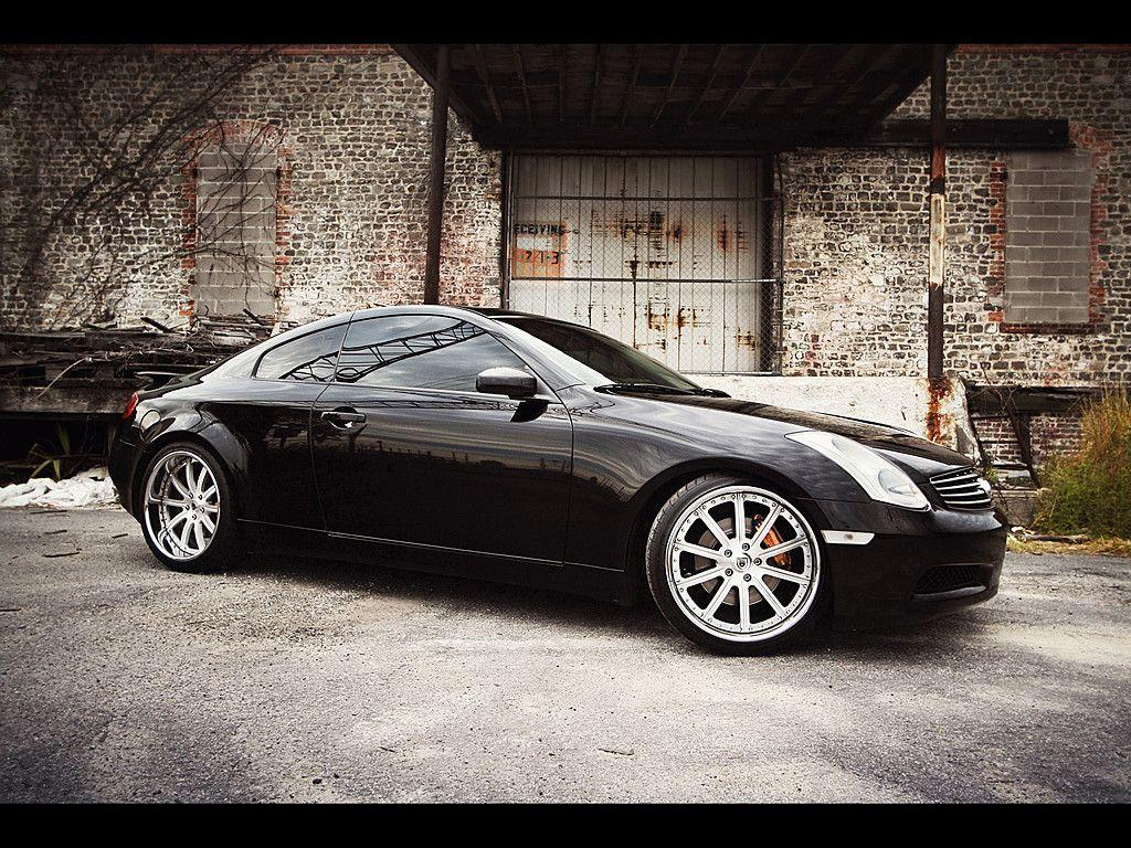 Infiniti G35 Sport Coupe - Photography by Webb Bland A New Luxury ...