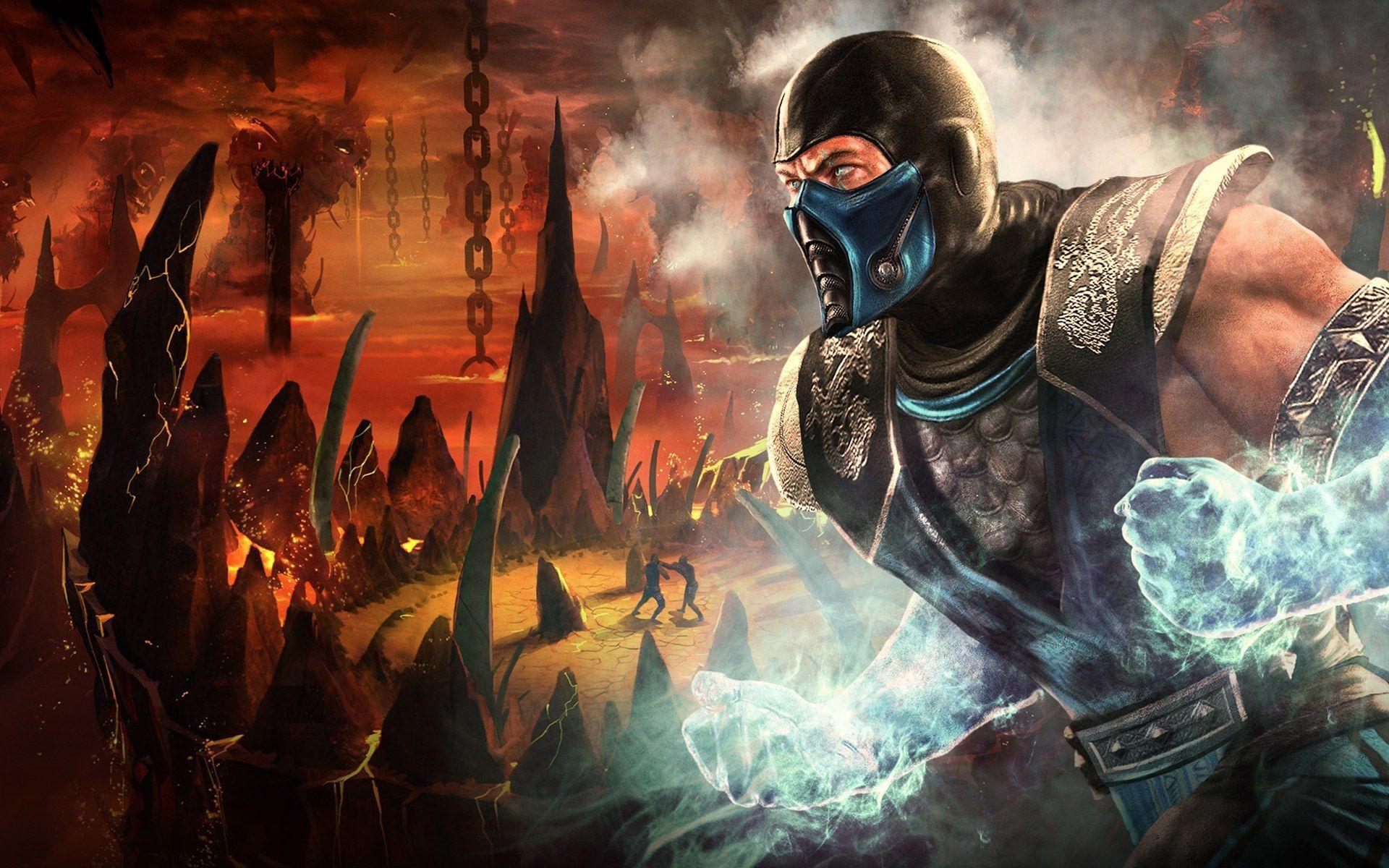 increibles wallpapers y gifs mortal kombat [Megapost]