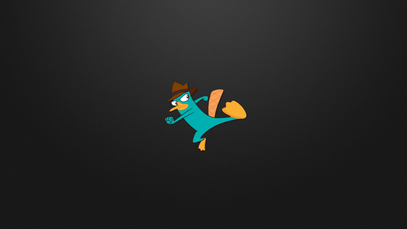 Perry The Platypus Wallpapers - Wallpaper Cave Perry The Platypus Desktop Wallpaper