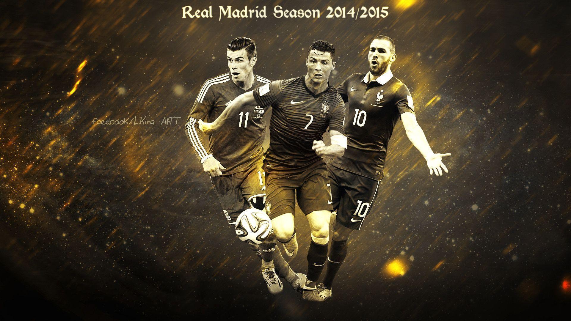 Wallpapers Real Madrid 2015 DeviantArt