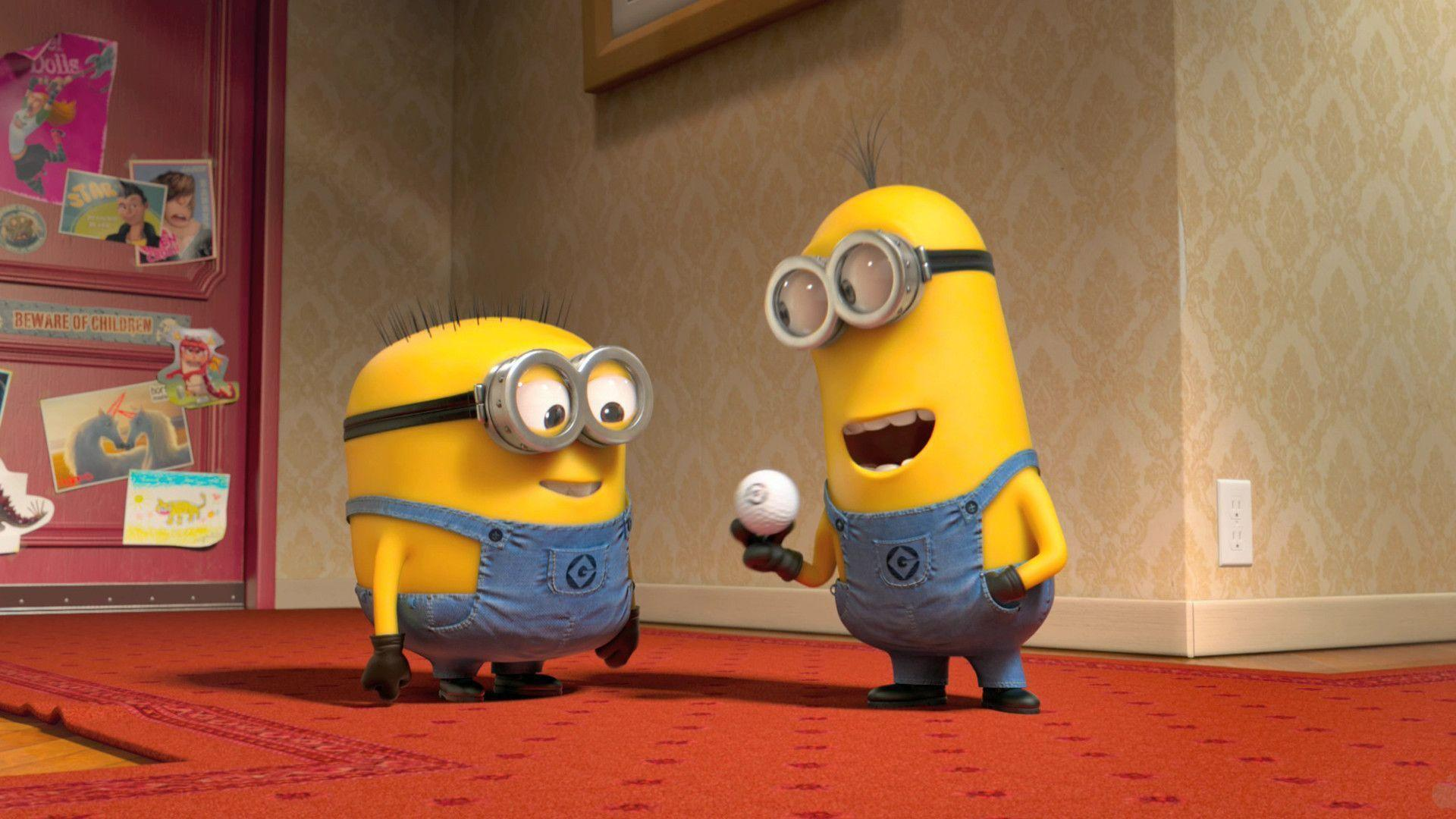 Despicable Me HD Wallpapers Wallpaper