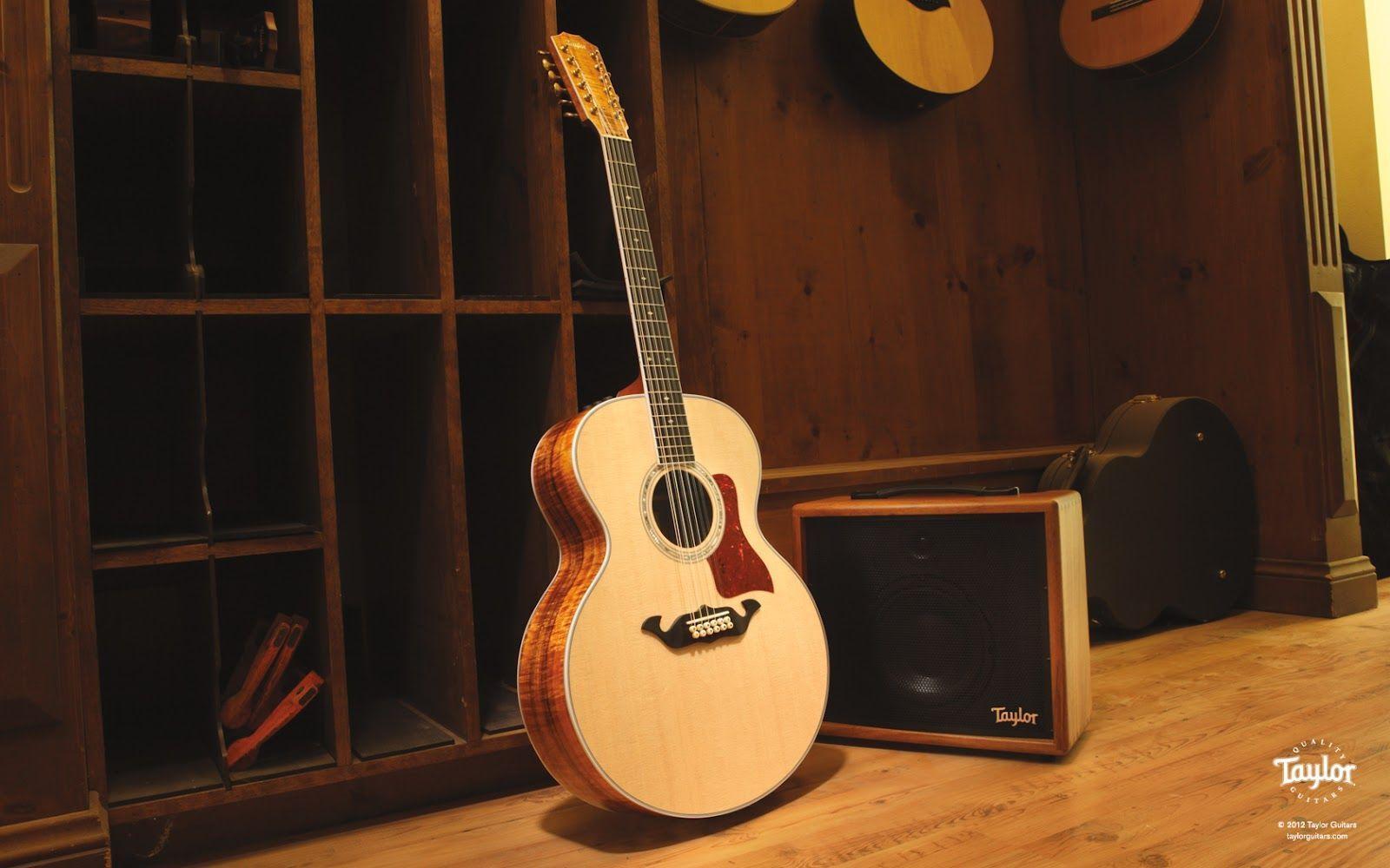 Taylor Guitars Wallpapers Wallpaper Cave