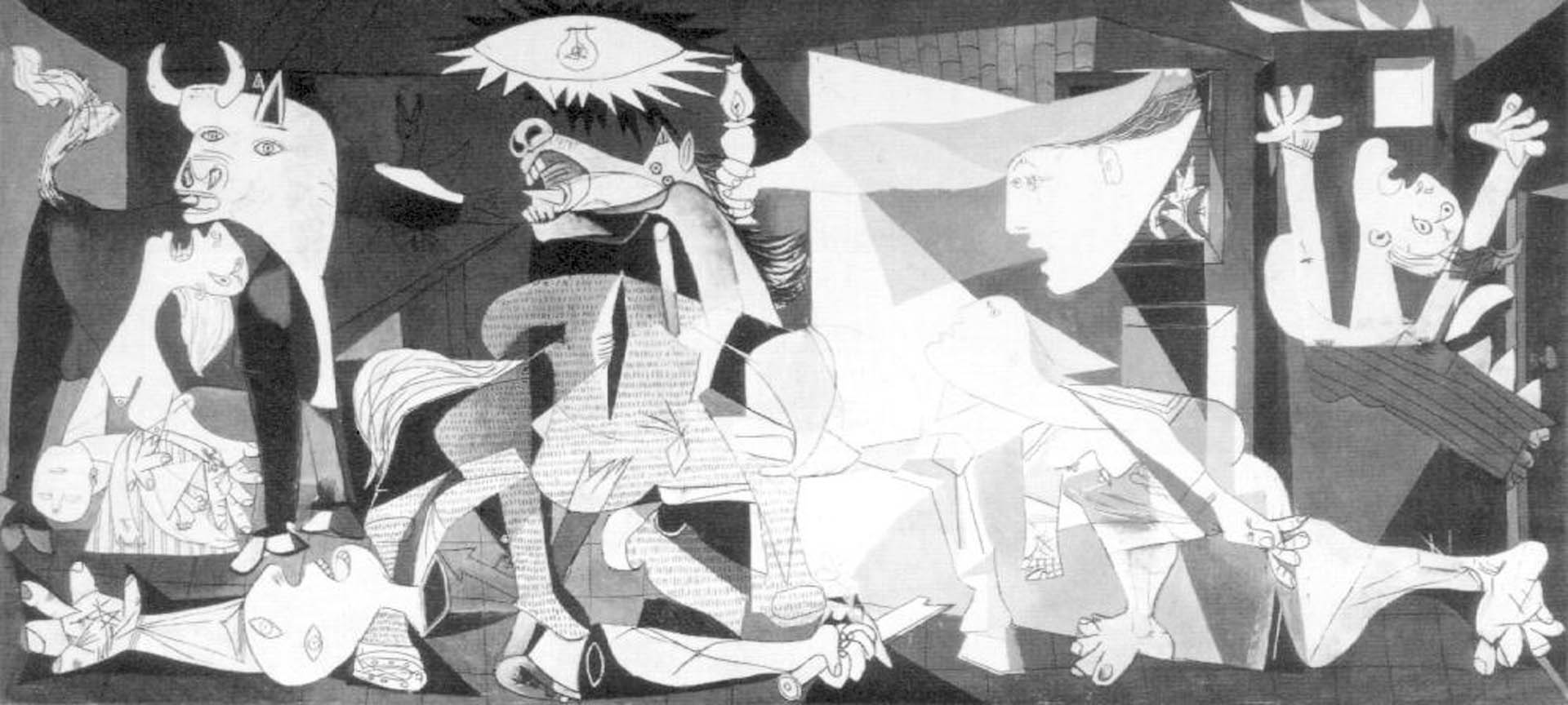 Guernica Wallpapers Wallpaper Cave