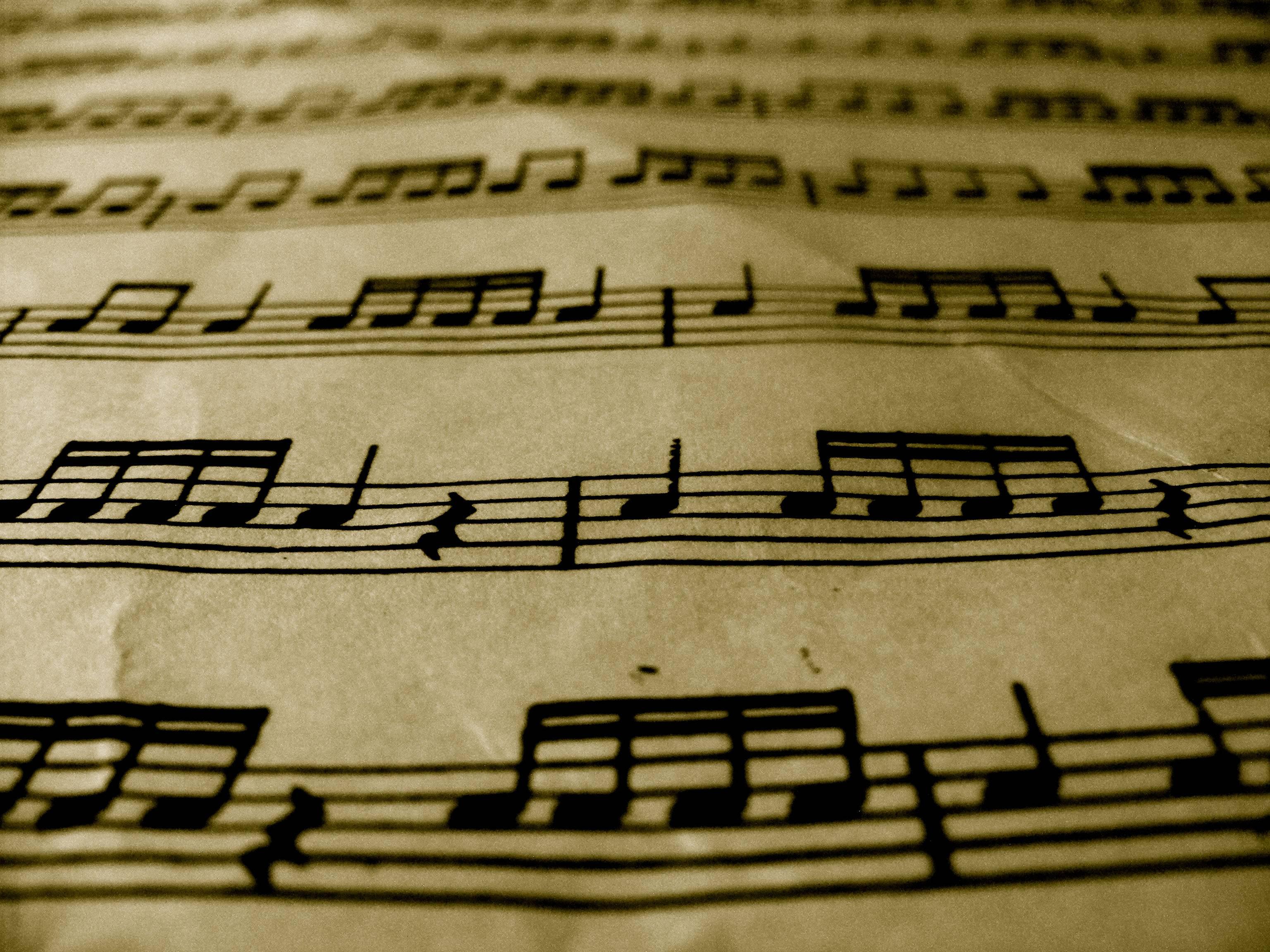 Music Sheet Wallpapers