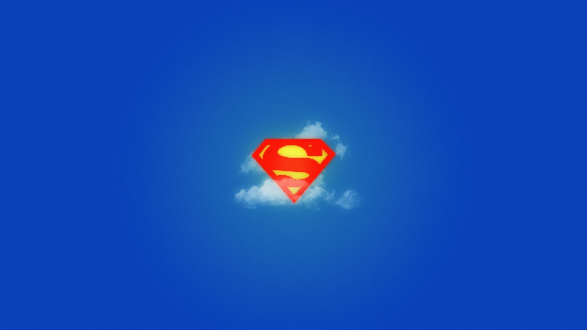 Wallpapers For Superman Logo Wallpaper 1920x1080
