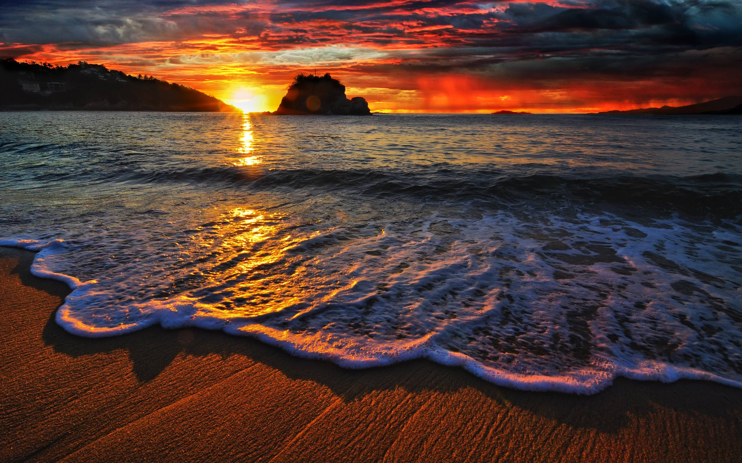 beautiful sunset wallpapers - wallpaper cave