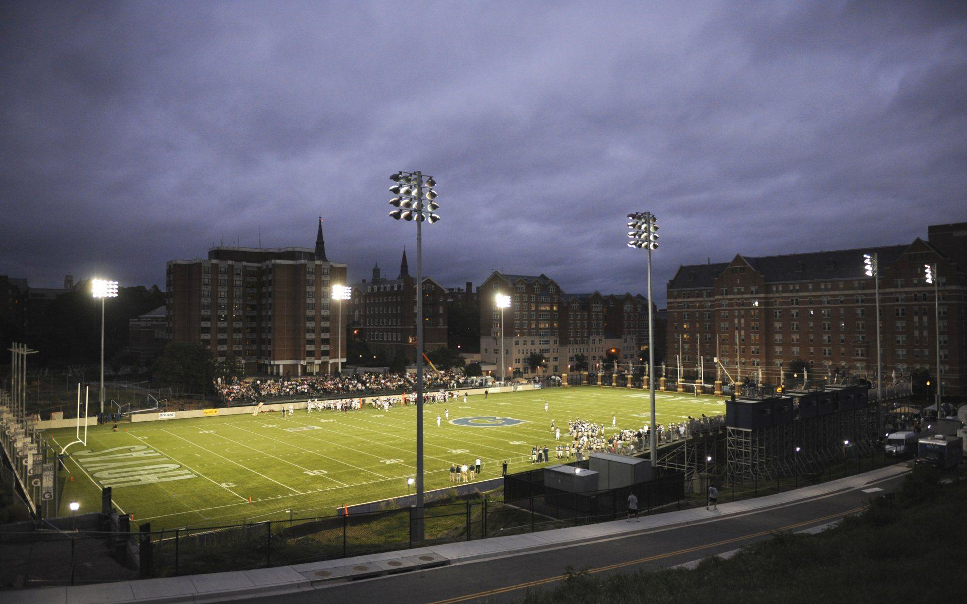Patriot League College Football Stadiums Wallpapers