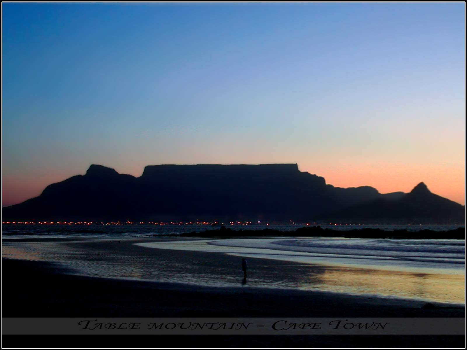 Table Mountain v2 by 10acious on DeviantArt