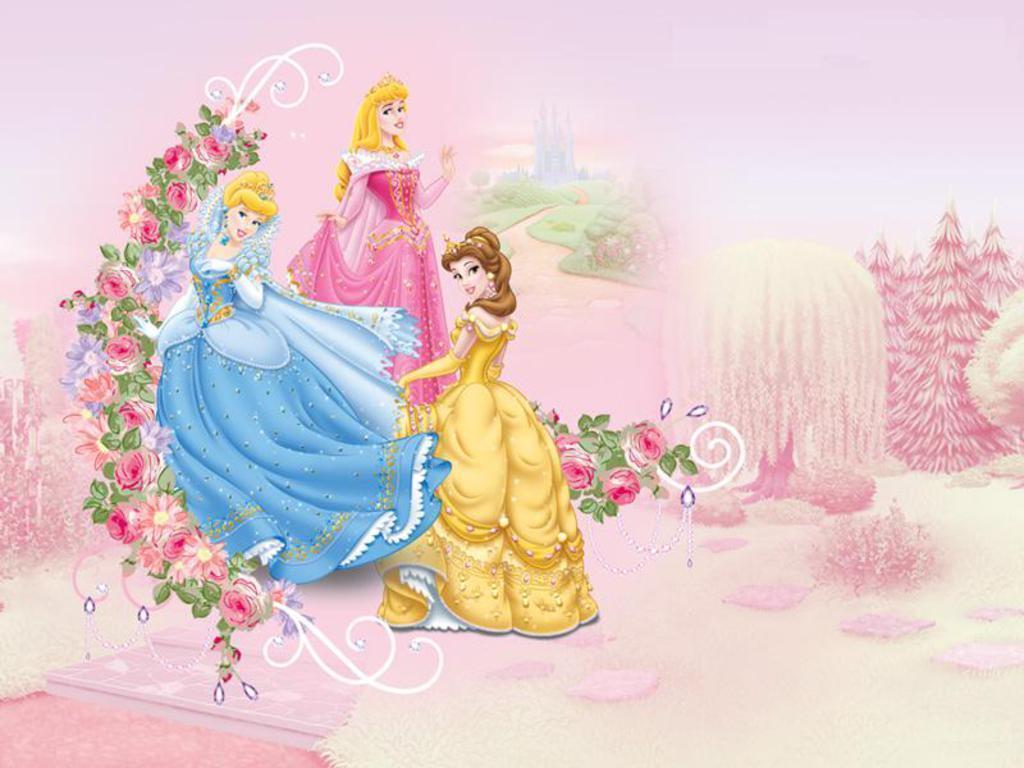 Princess Disney Wallpapers Wallpaper