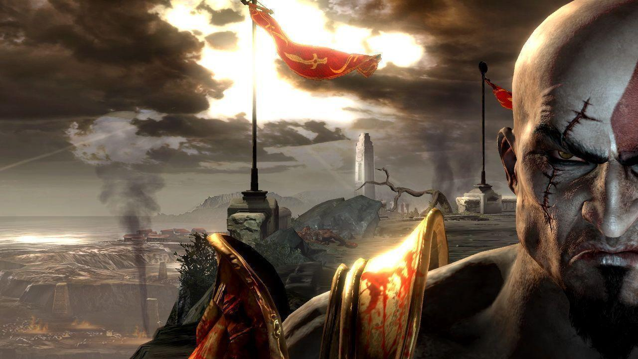 Wallpapers God Of War 3 Full Hd