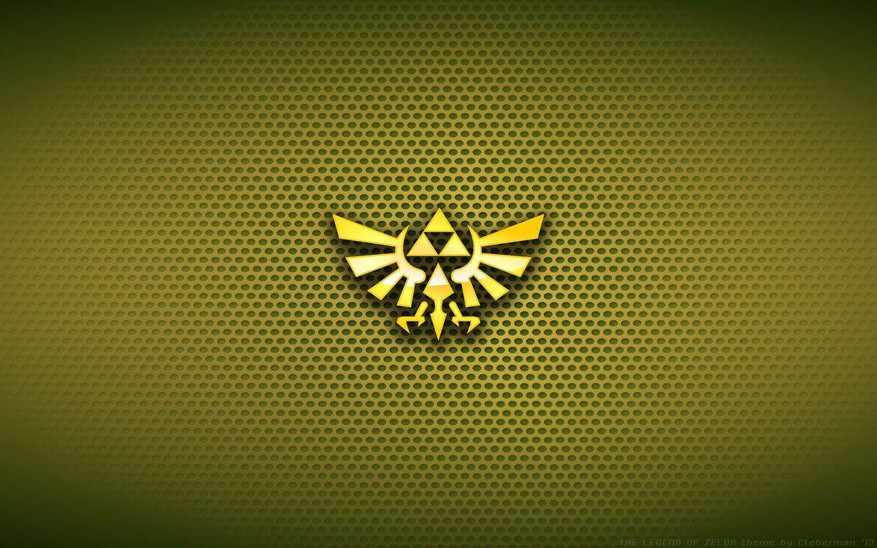gaming zelda wallpapers mario hyrule triforce wallpapers wednesday