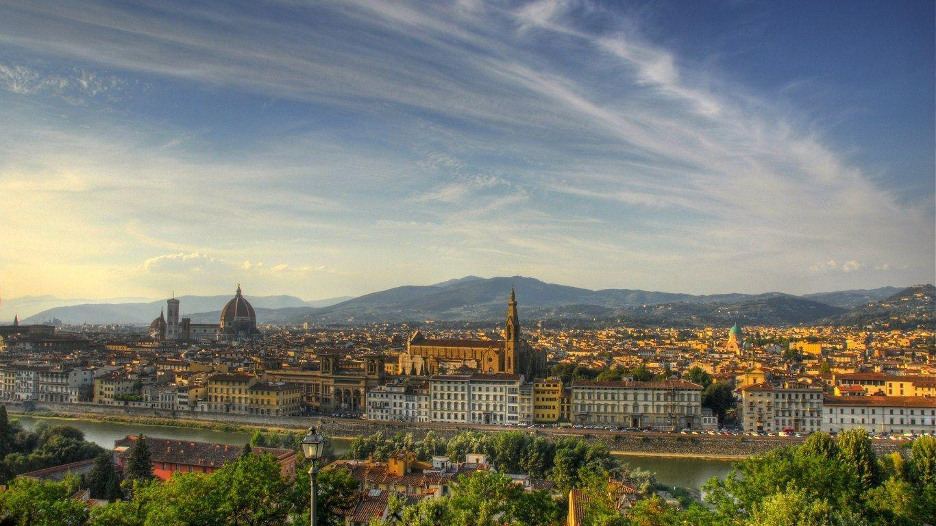 Florence Italy desktop Wallpaper | HD Wallpapers, backgrounds high ...