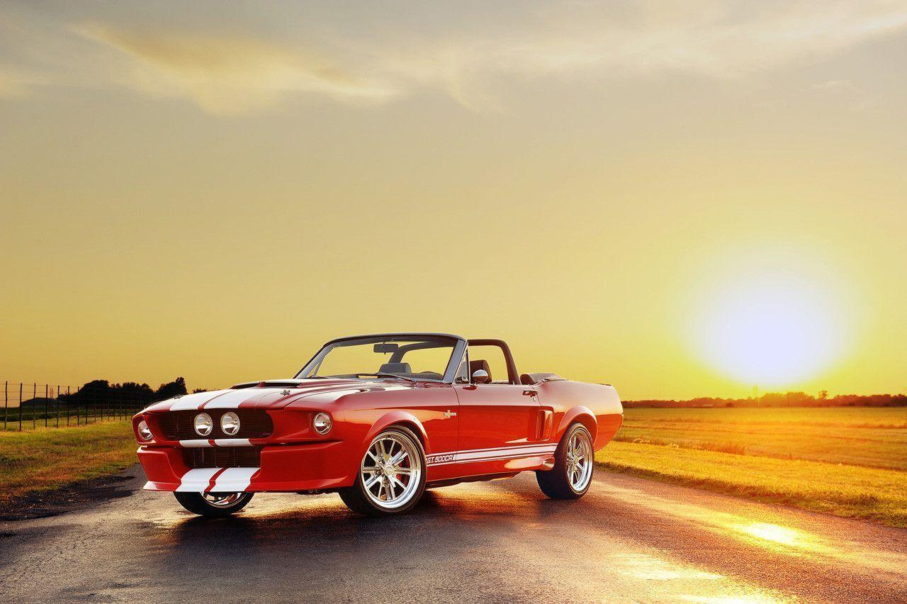 1967 Ford Shelby Gt500 Wallpapers