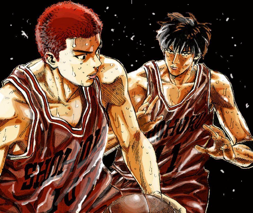 Slam Dunk Anime Wallpapers - Wallpaper Cave
