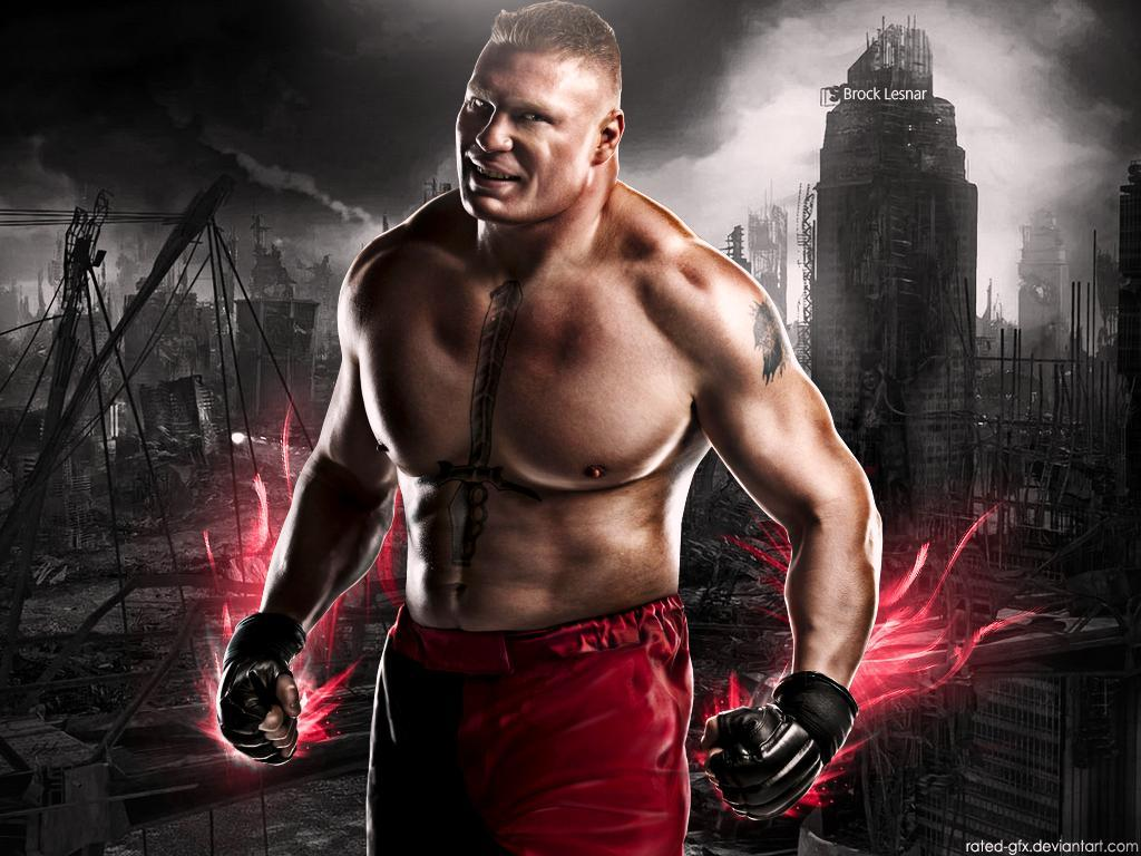 Brock Lesnar Wallpapers by RaTeD