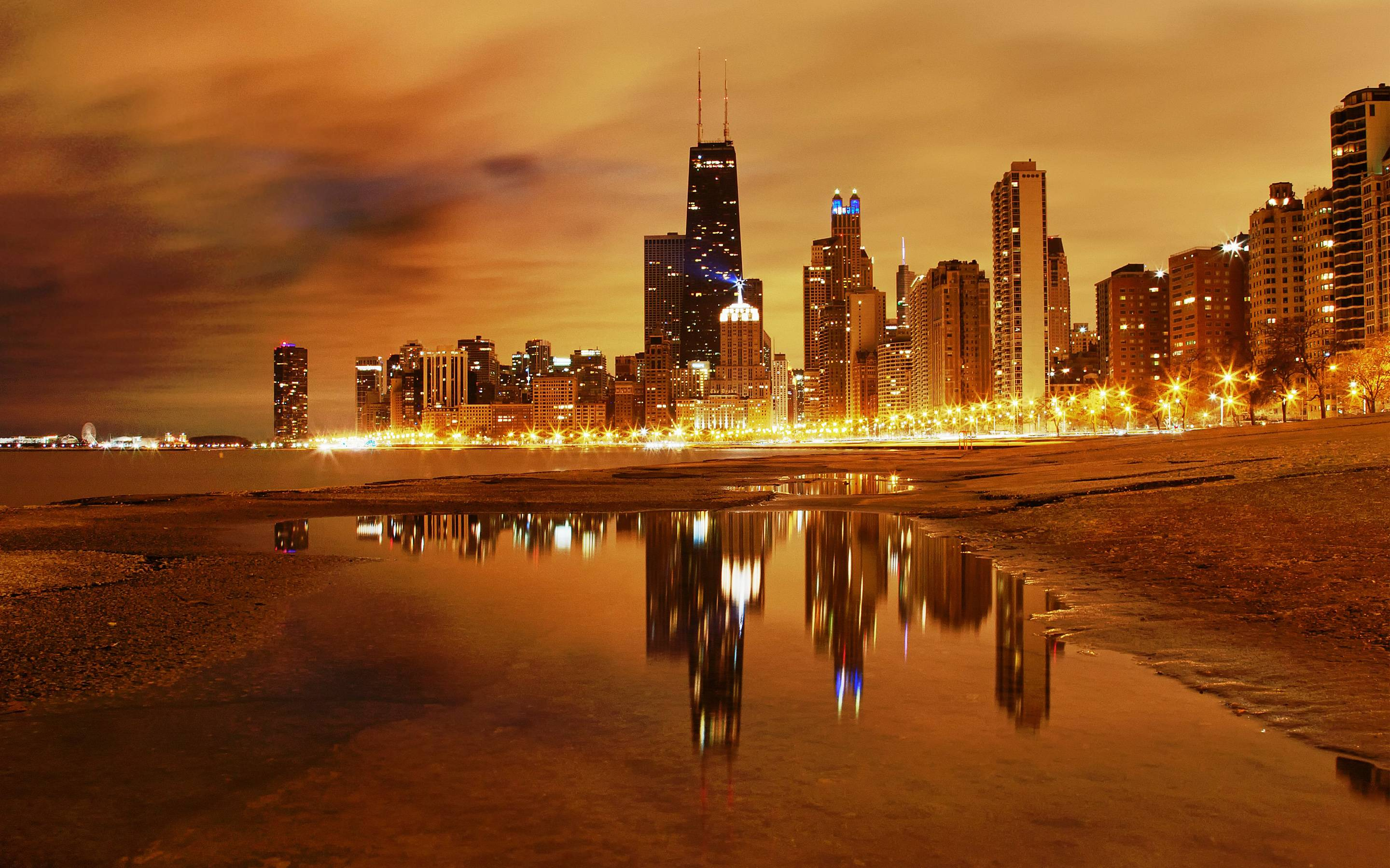The Best Skyline Wallpaper Chicago JPG